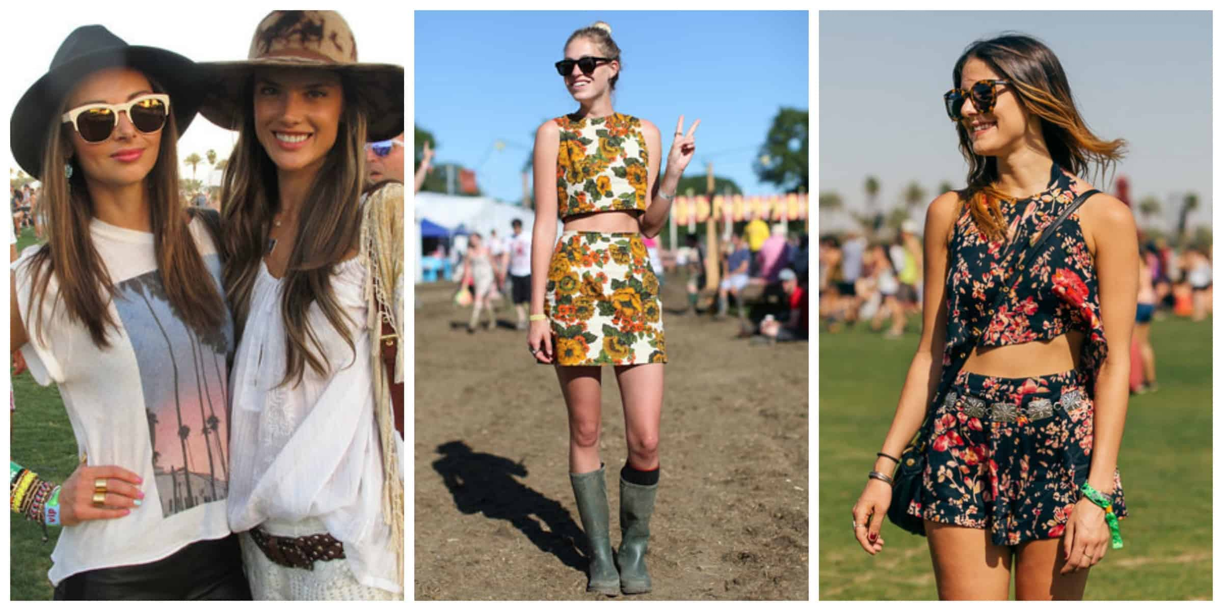 How To Dress At Summer Music Festivals The Fashion Tag Blog