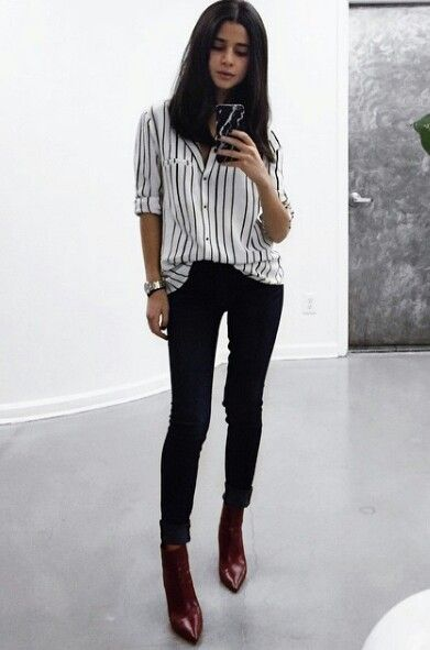 How To Wear Skinny Jeans 6 Outfit Styles To Save The Day