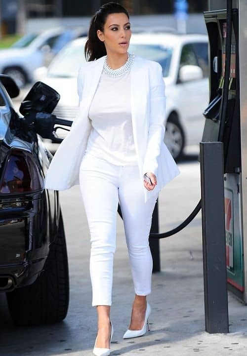 ALL WHITE Outfits. Could This Be The New All Black? U2013 The Fashion Tag Blog