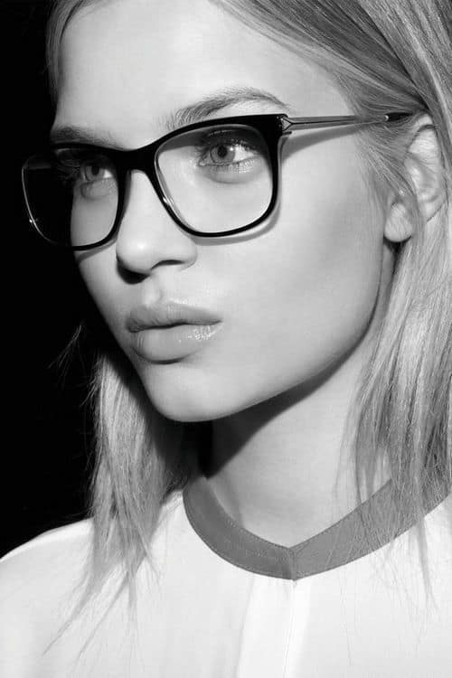Glasses Frame Trends 2017 : EYEGLASSES Trends 2017: What To Wear? The Fashion Tag Blog