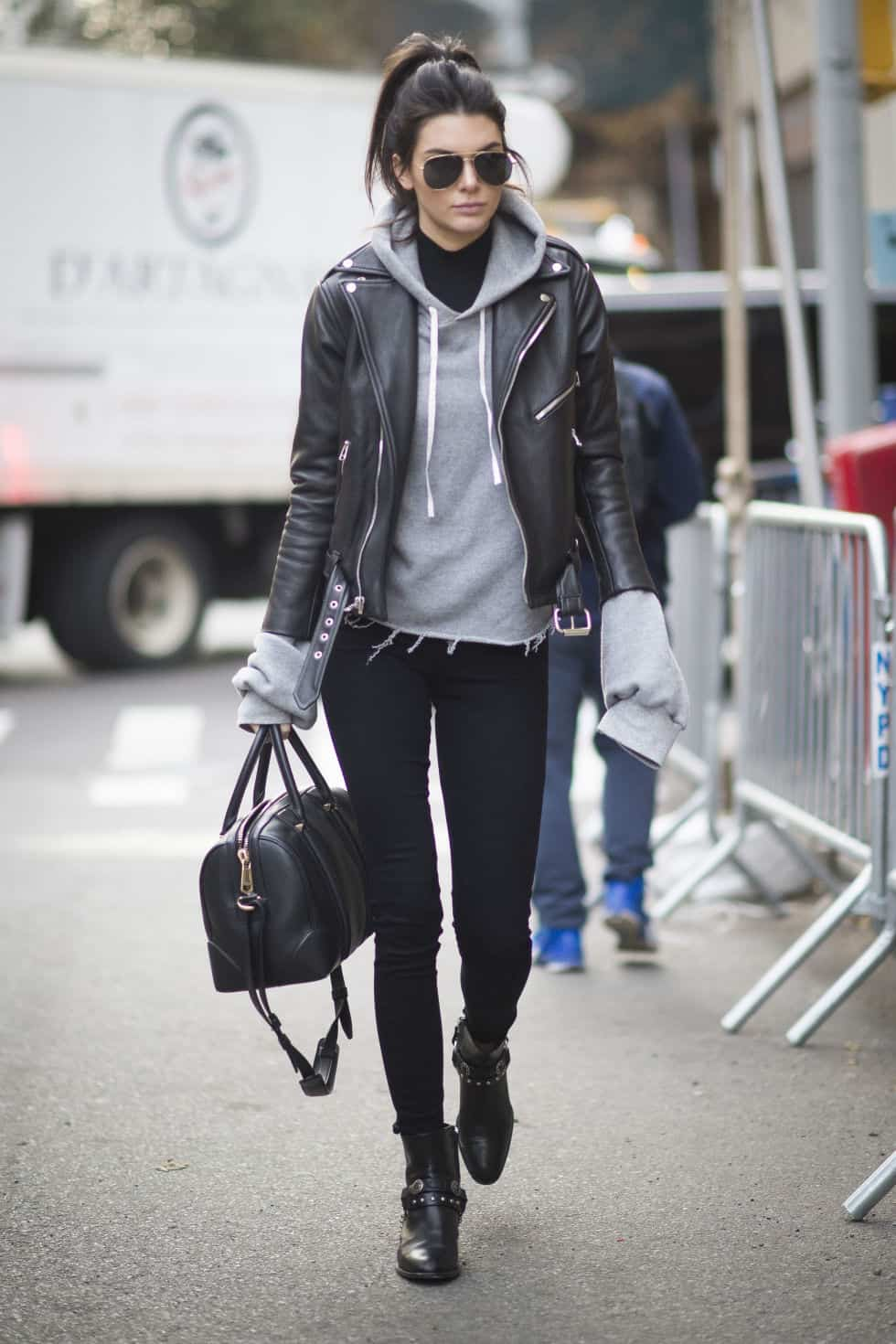 Why Kendall Jenner S Street Style Is The Best The