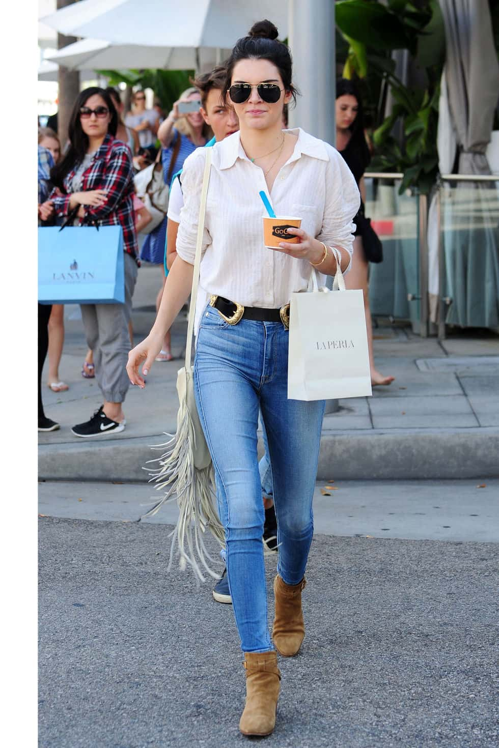 Kendall Jenner Street Style 9 The Fashion Tag Blog