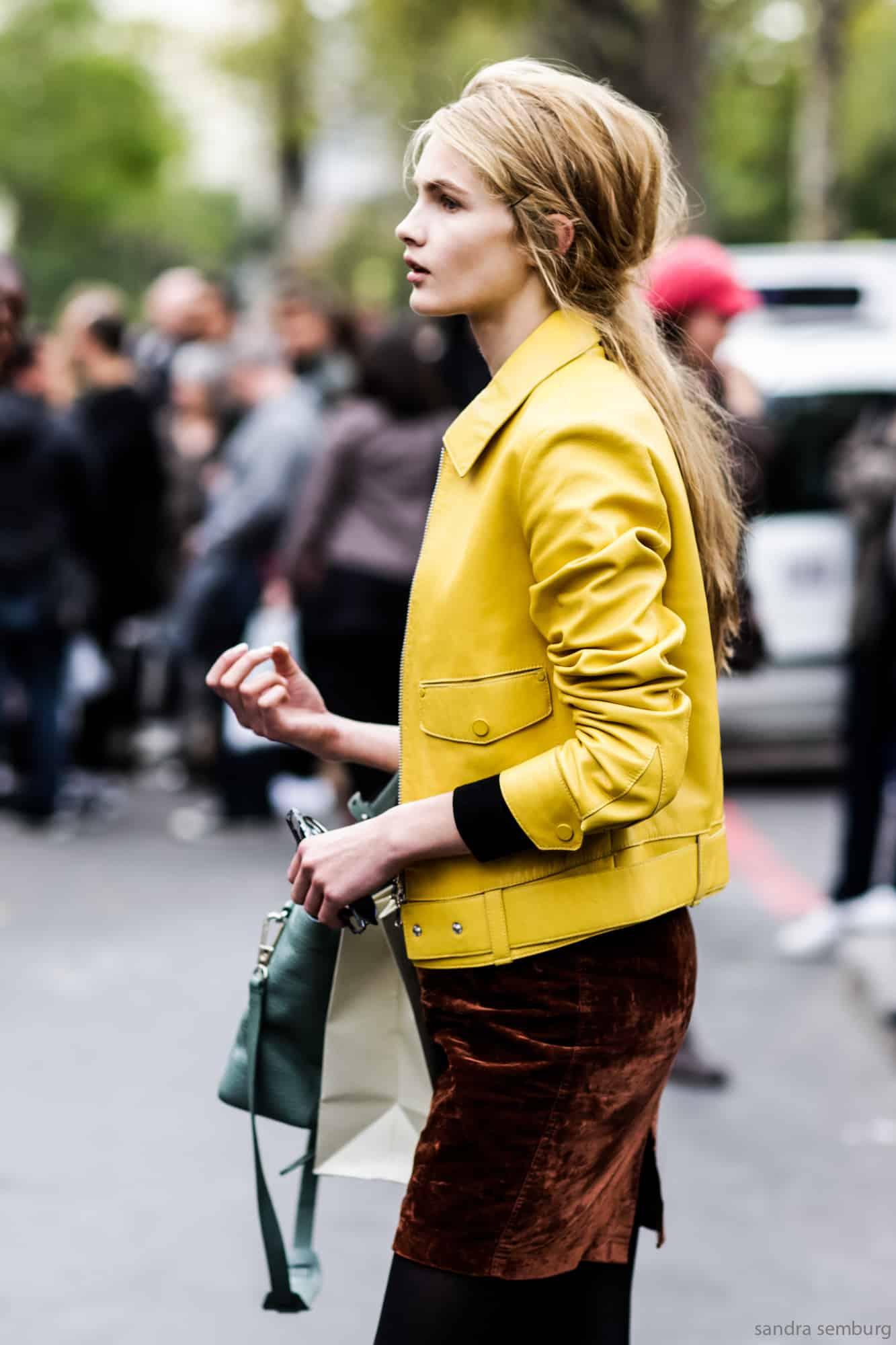 Paris Fashionweek SS 2016, day 5