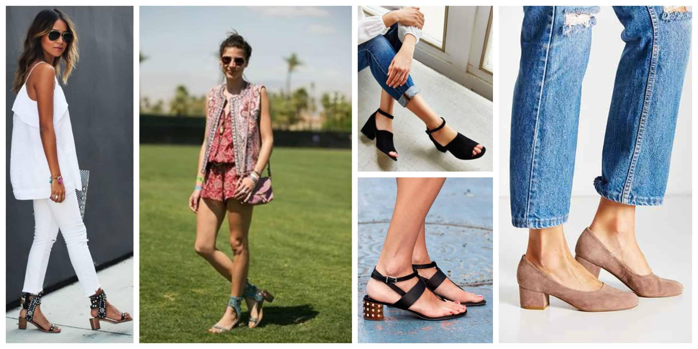 b5b9e5e8b47 The Sandals Of 2016  Low Heels. YES Or NO  – The Fashion Tag Blog