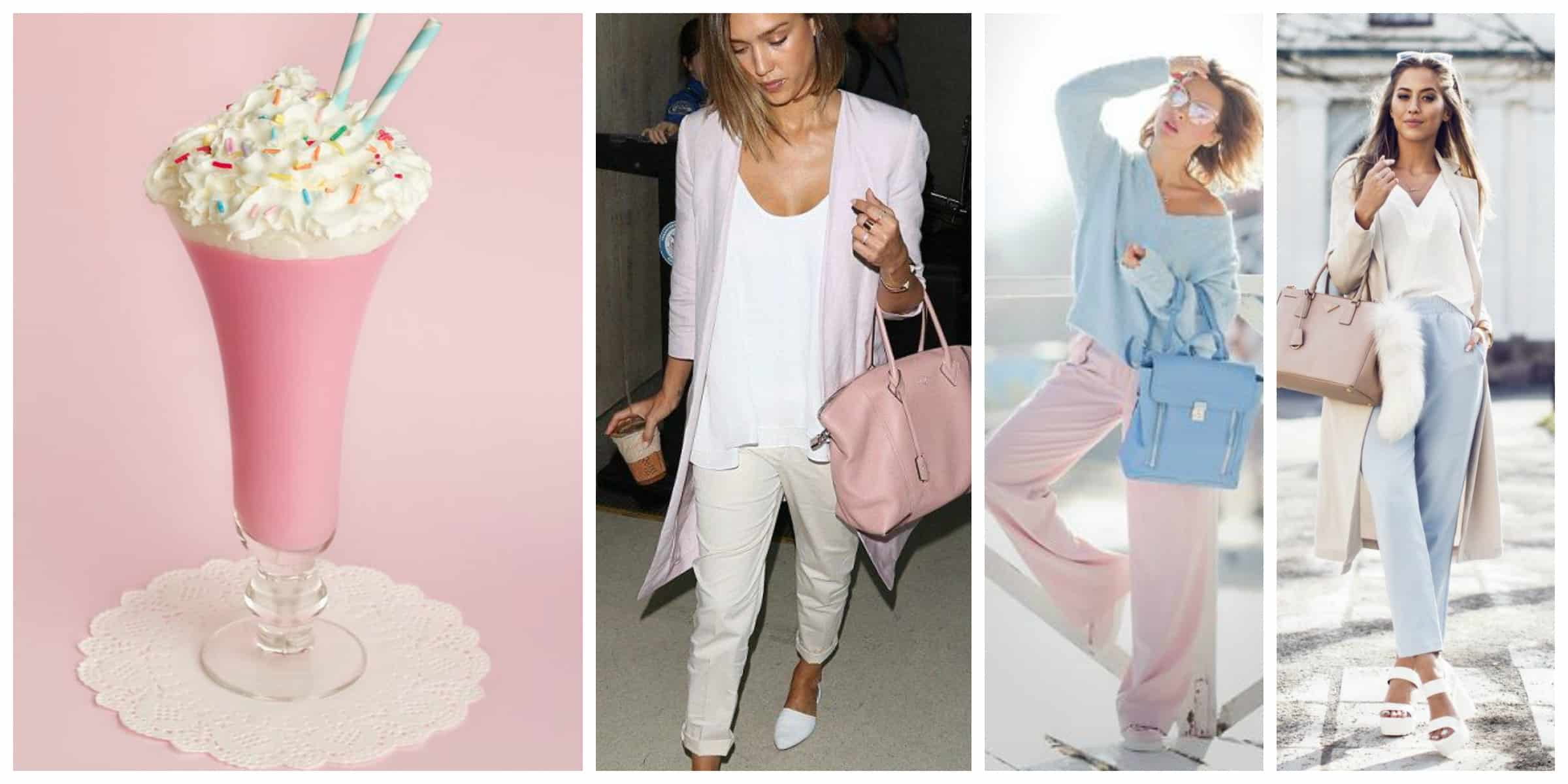 Ice Cream. Pastels. Summer Trend.  The Fashion Tag Blog