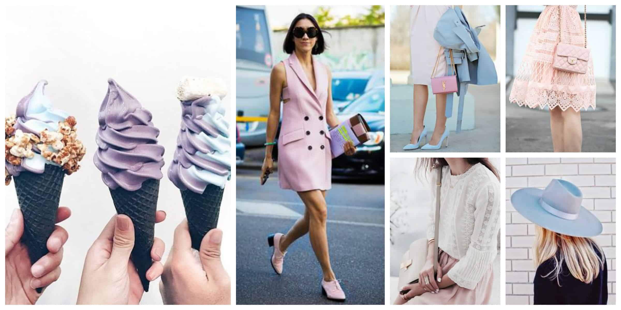 more photos ba185 5e874 Ice Cream. Pastels. Summer Trend. – The Fashion Tag Blog