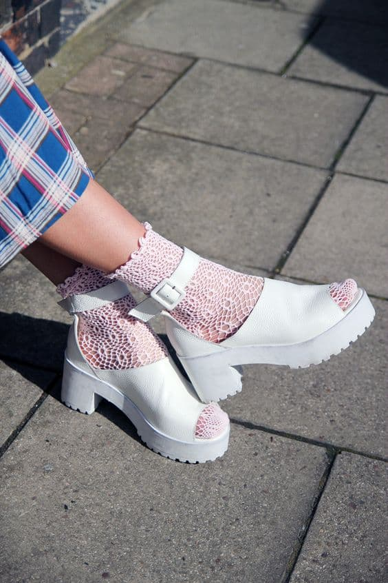 The Perfect Socks Amp Sandals Combo This Summer The
