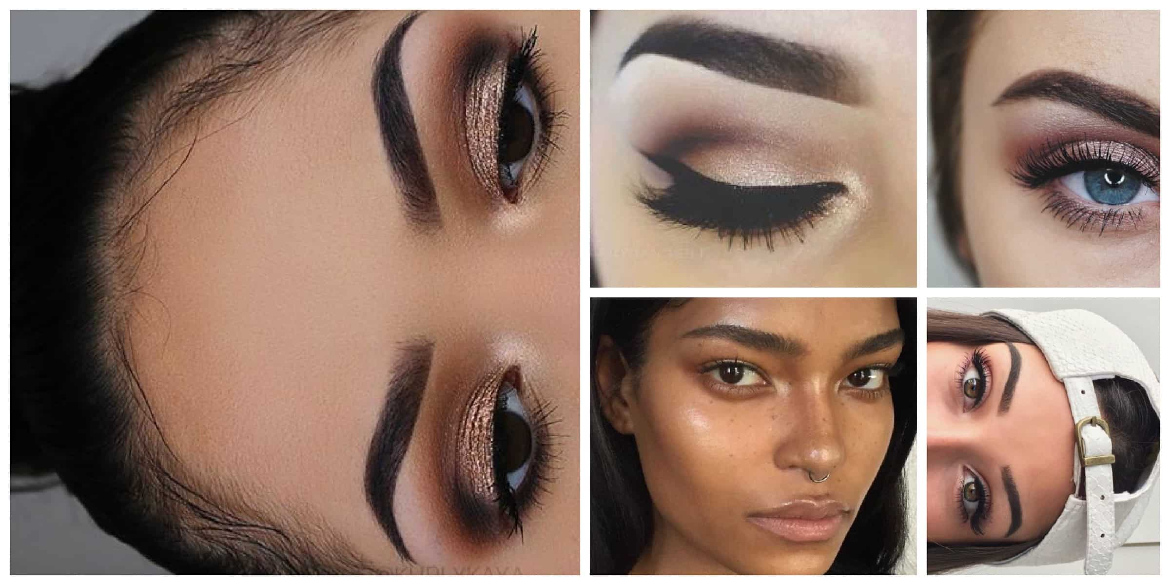 The 2016 Eyebrow Trend: Smokey, Bushy & Brushed – The ...