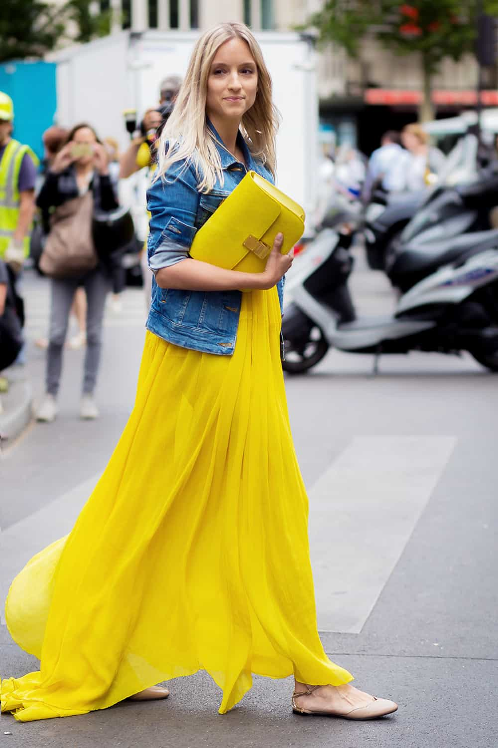 How To Wear A Maxi Dress In 2016 Summer The Fashion Tag