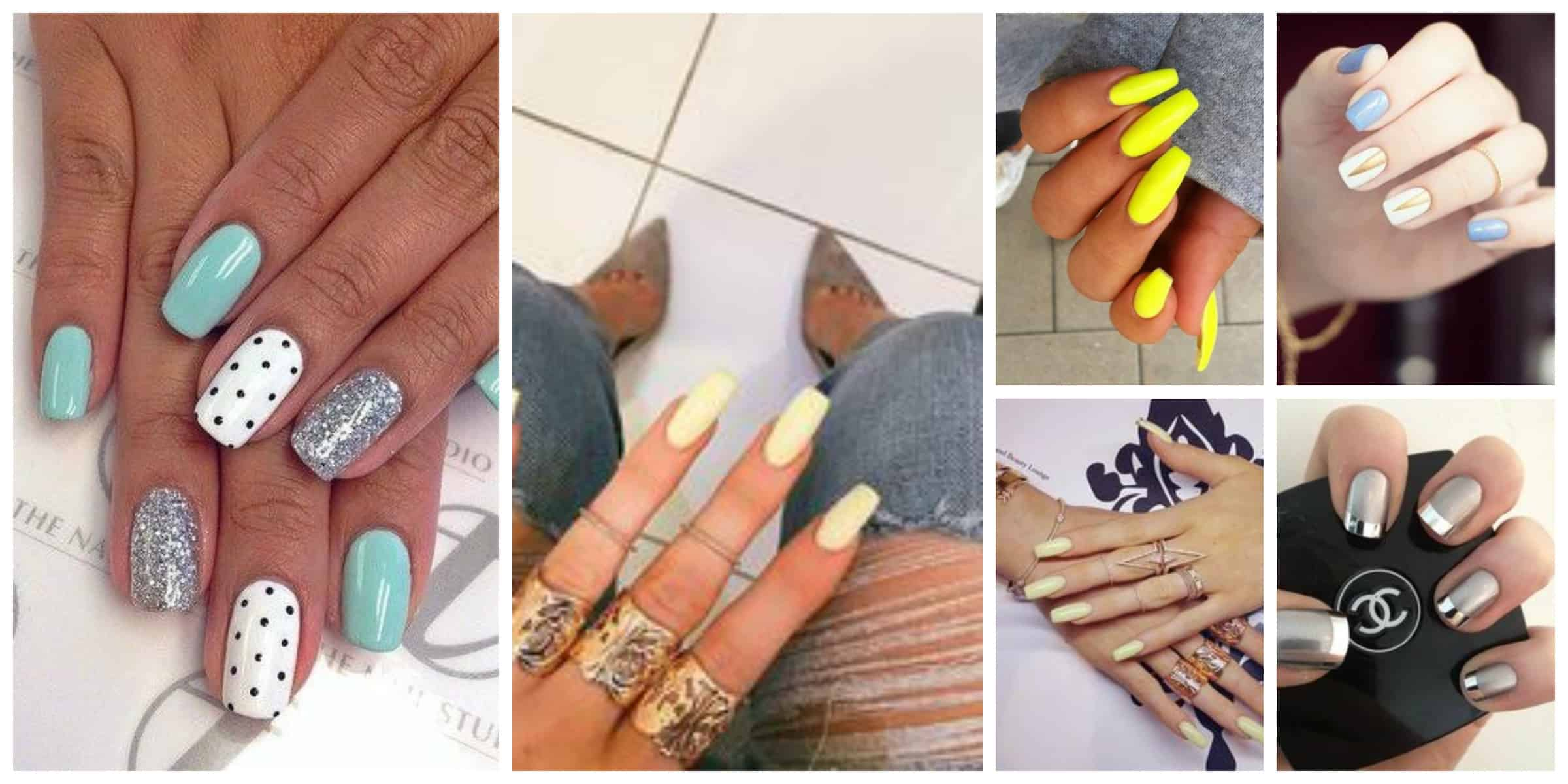 2017 nails trend 50 shades of nude the fashion tag blog nail art trend 2016 prinsesfo Images