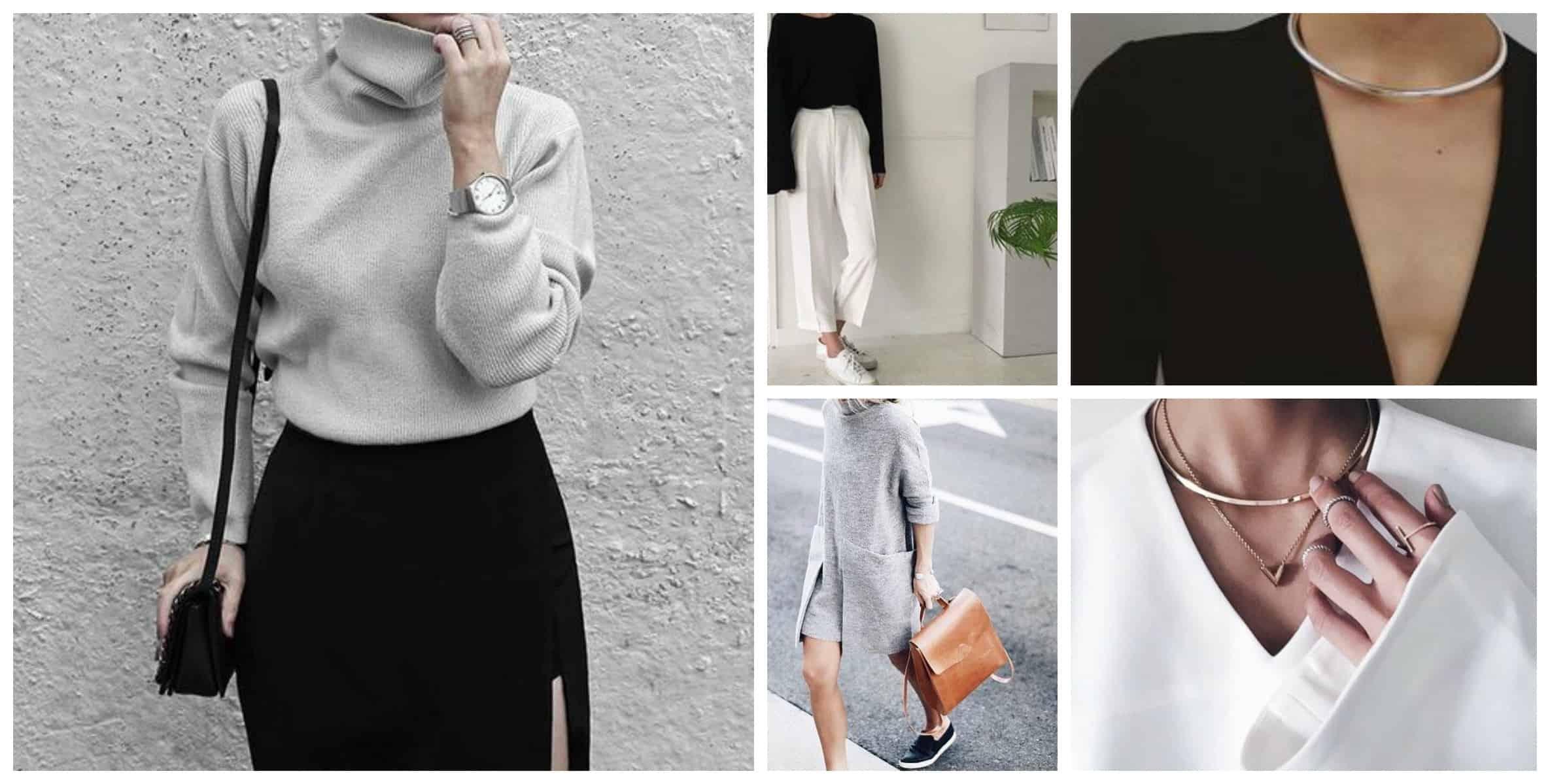 minimalist fashion how to pull off this look fashion tag blog