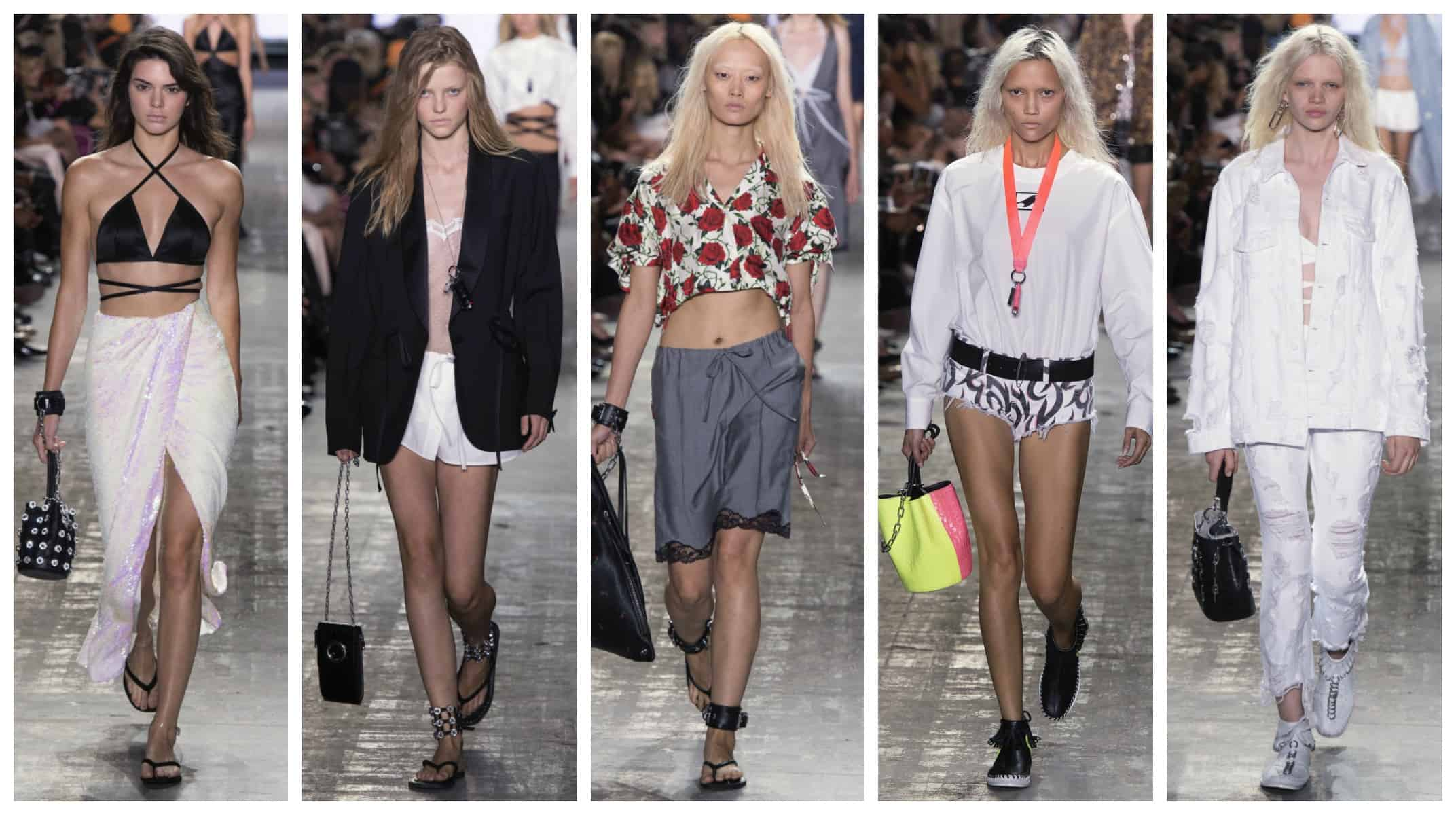 New York Fashion Week Spring 2017 - Alexander Wang