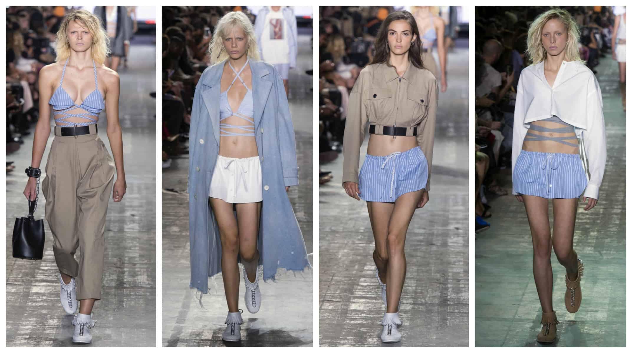 New York Fashion Week Spring 2017 - Alexander Wang