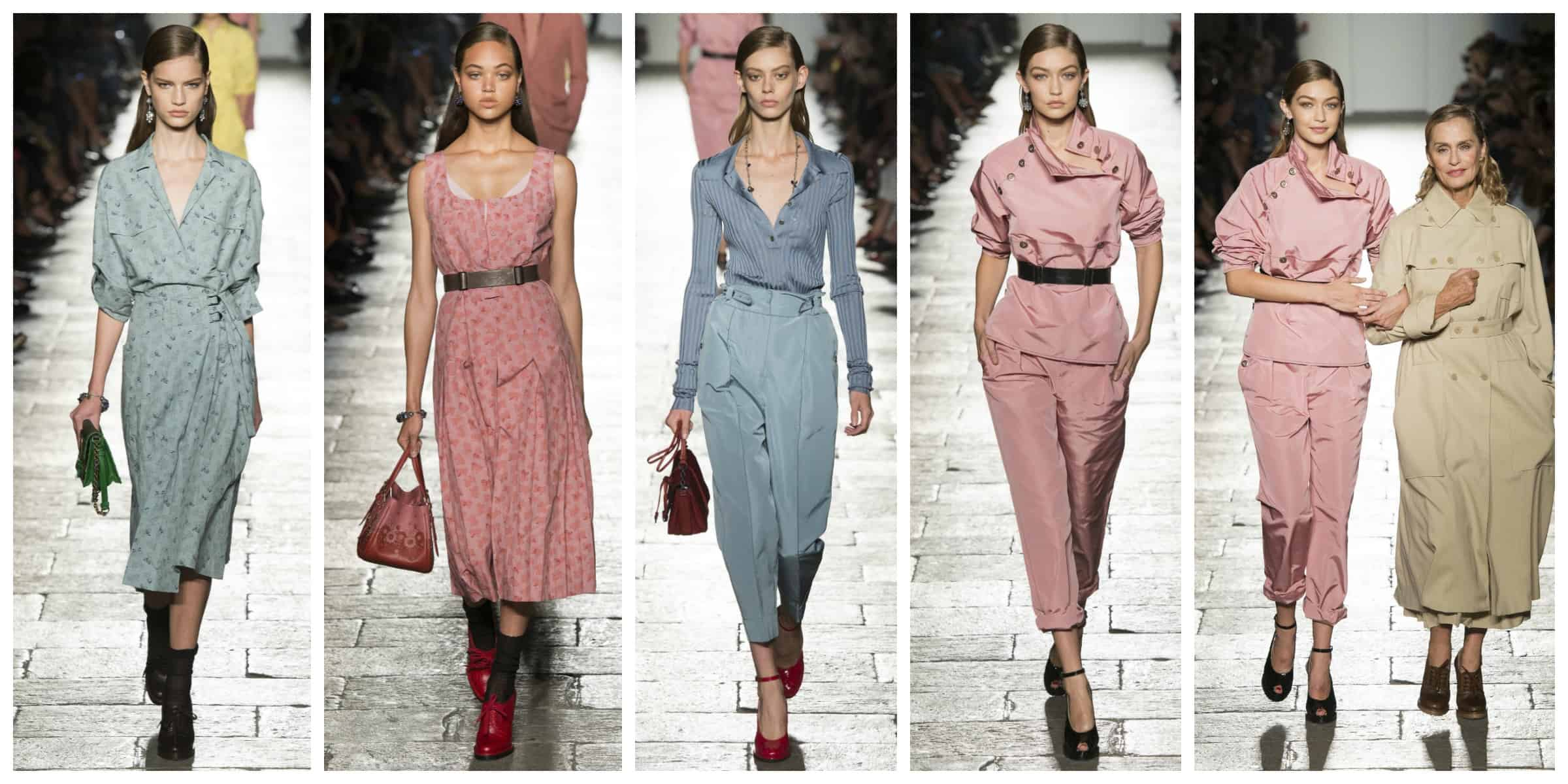 Боттега Венета - Милан Неделя Моды Весна 2017