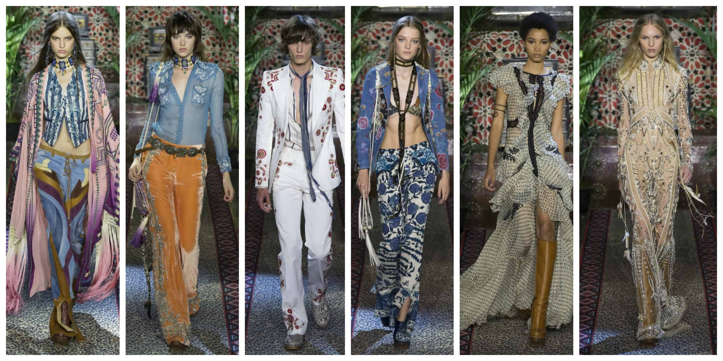 Roberto Cavalli - Milan Fashion Week Spring 2017