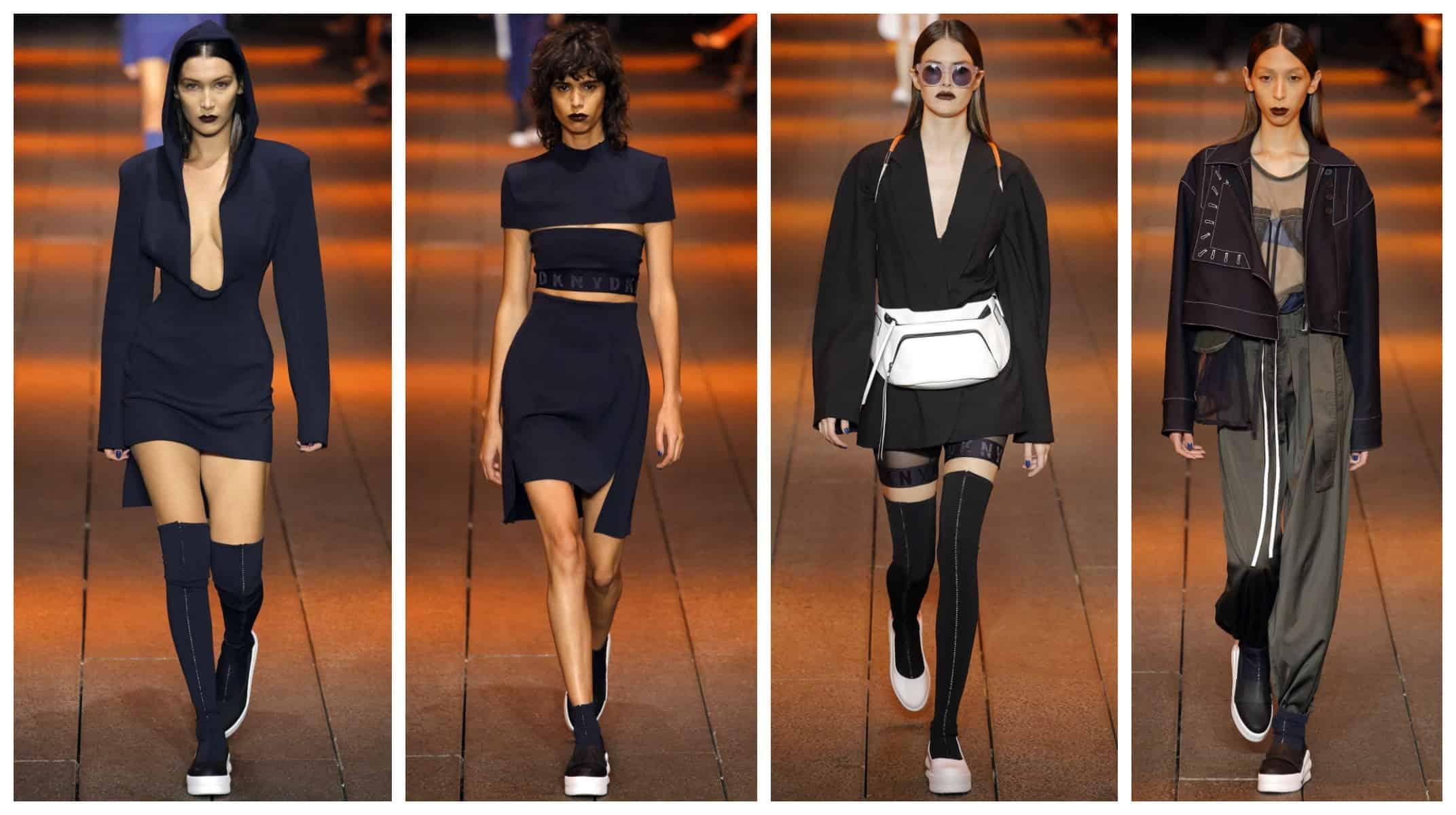 New York Fashion Week Spring 2017 - DKNY