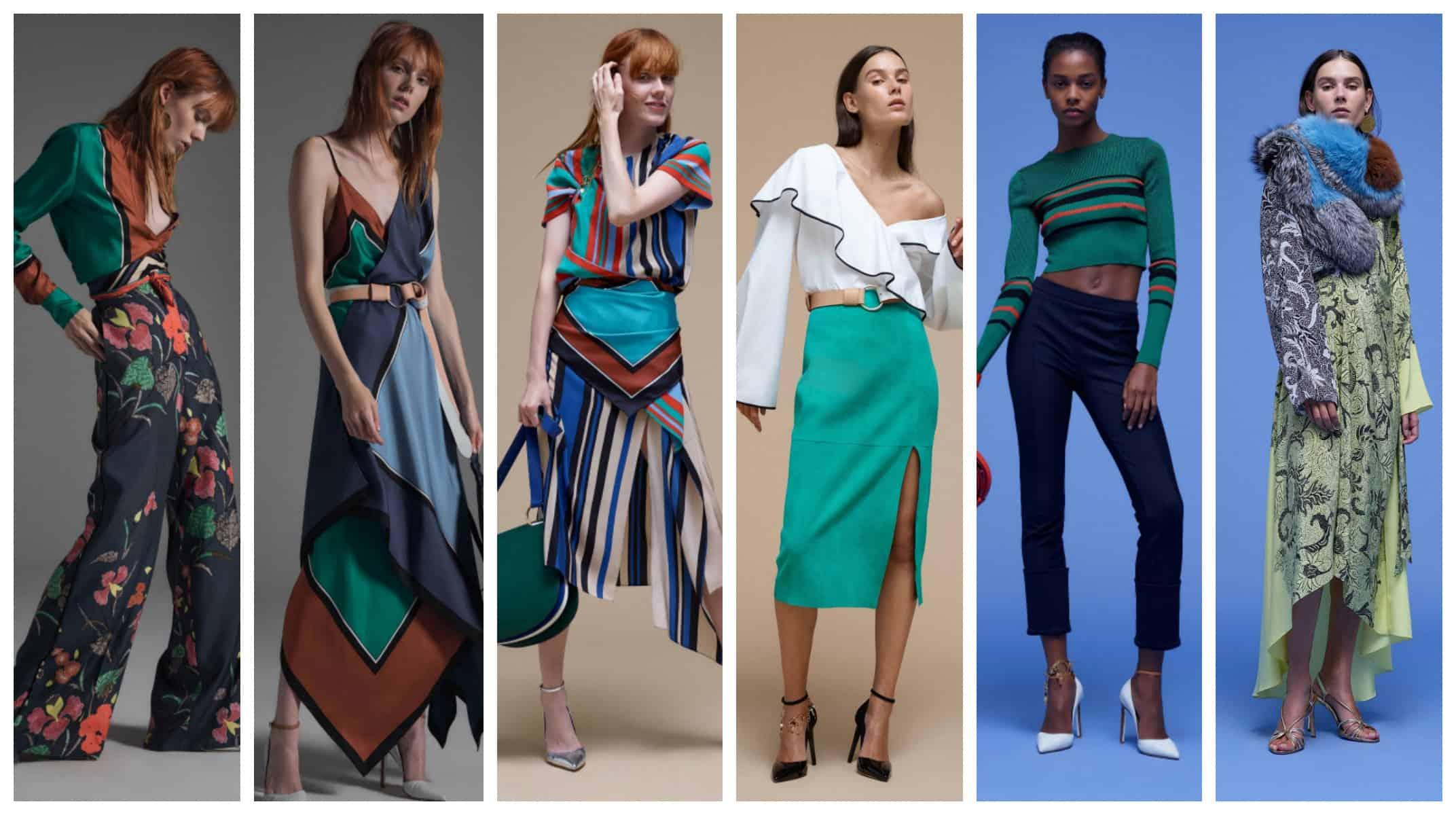 New York Fashion Week Spring 2017 - DVF