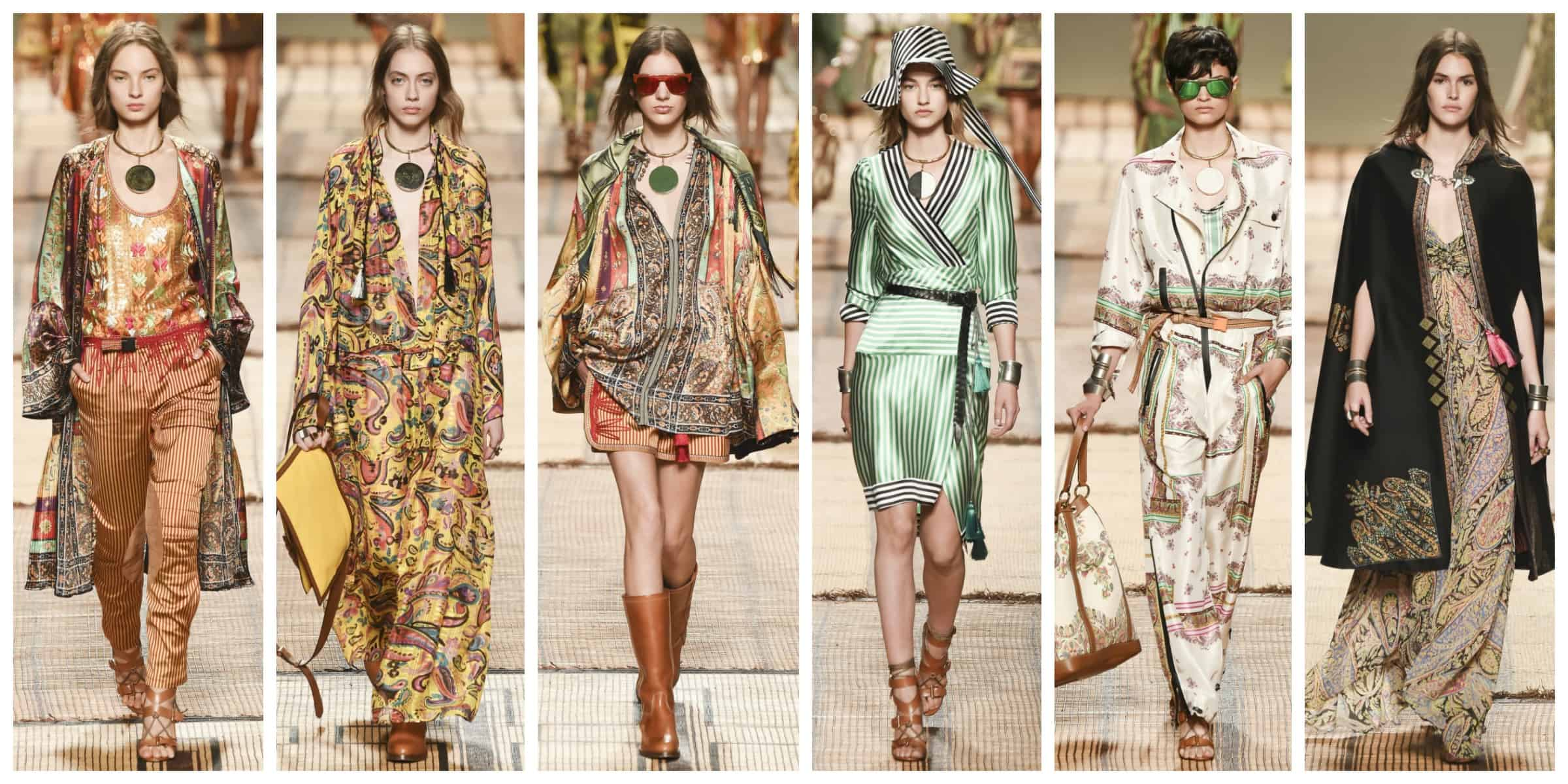 Etro - Milan Fashion Week Spring 2017