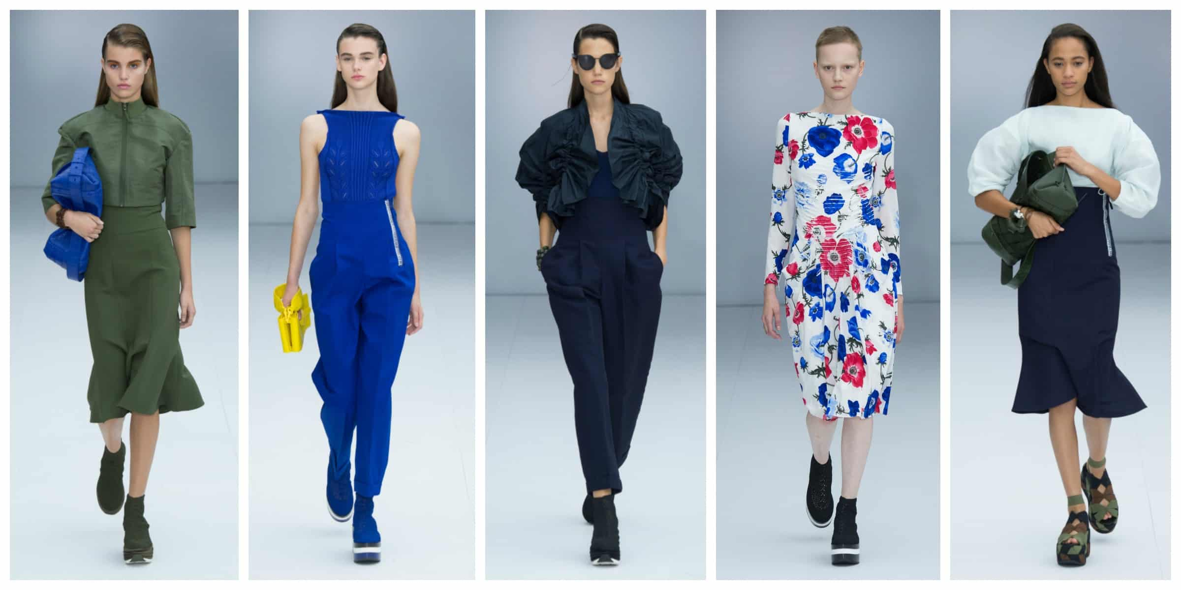 Salavatore Феррагамо - Милан Неделя Моды Весна 2017