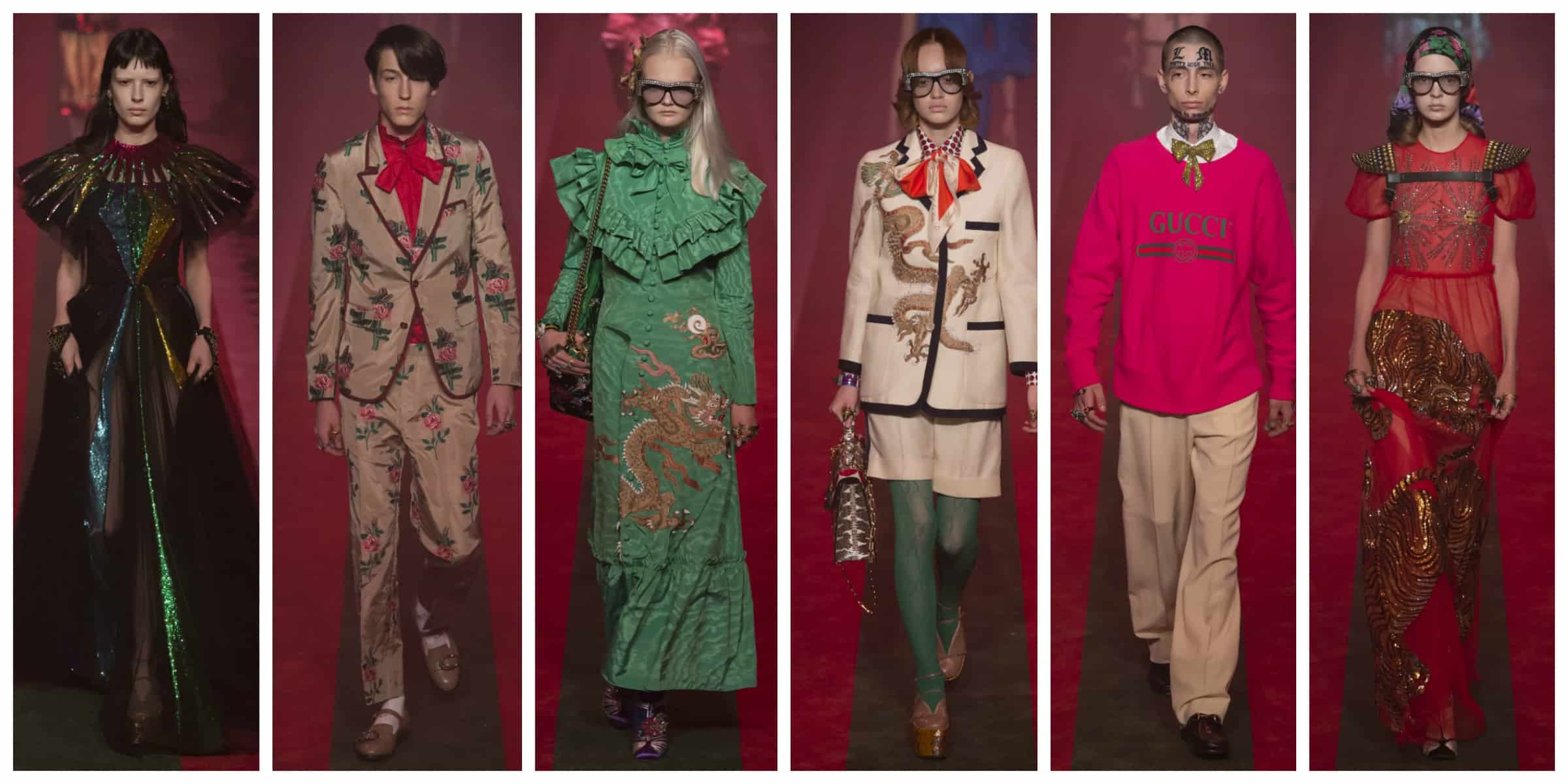 Gucci - Milan Fashion Week Spring 2017