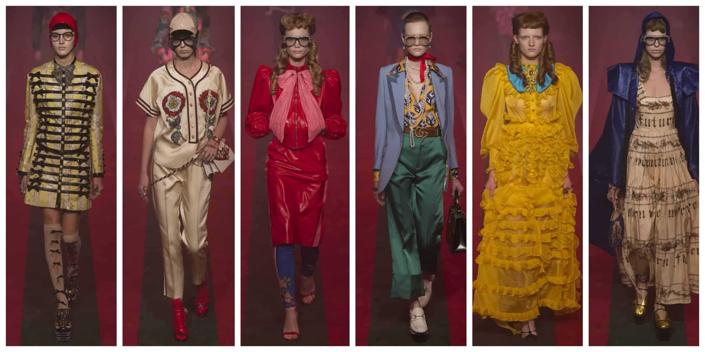 Gucci - Milan Fashion Week Spring 2017