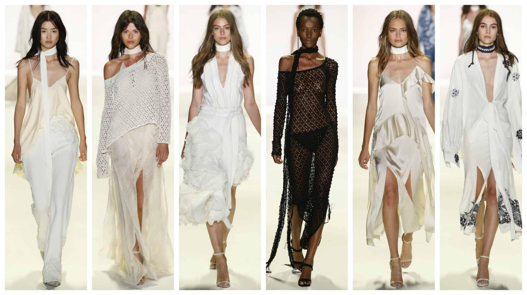 New York Fashion Week Spring 2017 - Jonathan Simkhai