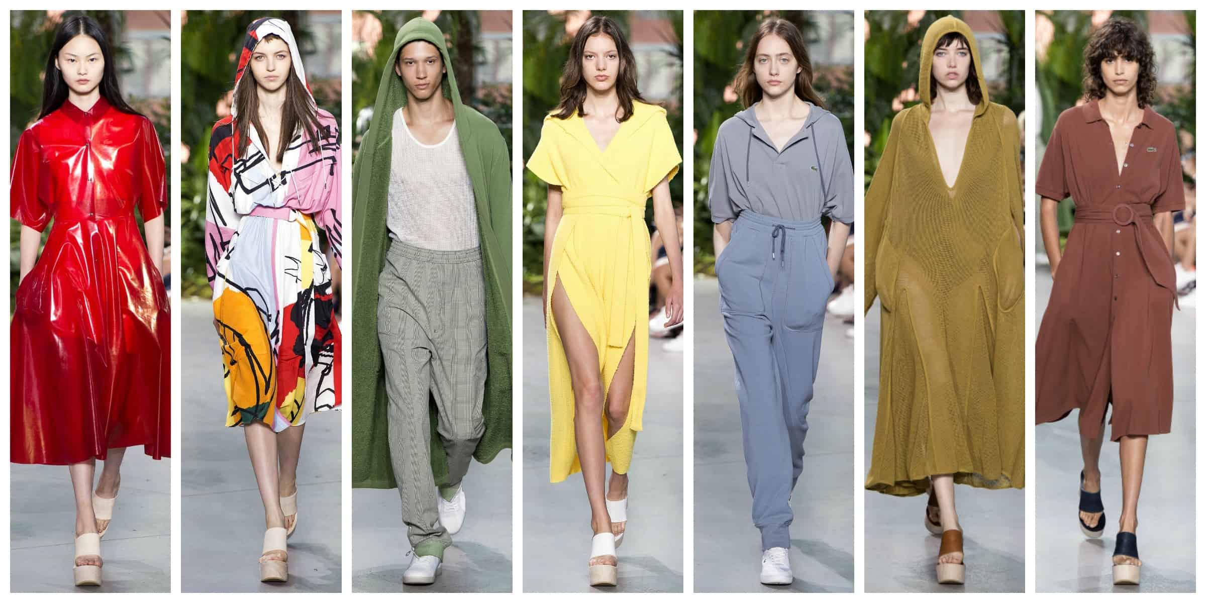 New York Fashion Week Spring 2017 - Lacoste