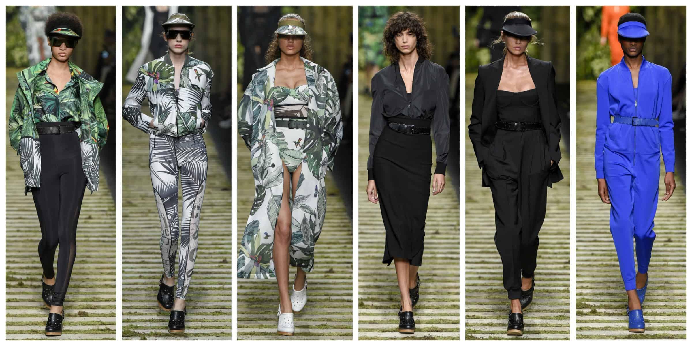 Махмага - Милан Неделя Моды Весна 2017