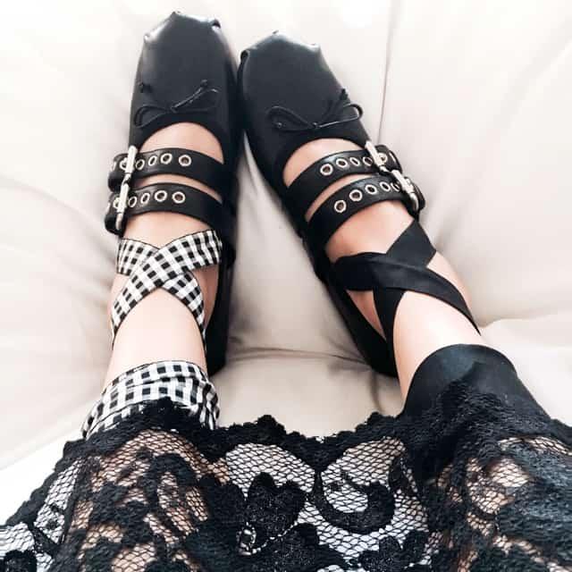 Fashion Blog Ballerine