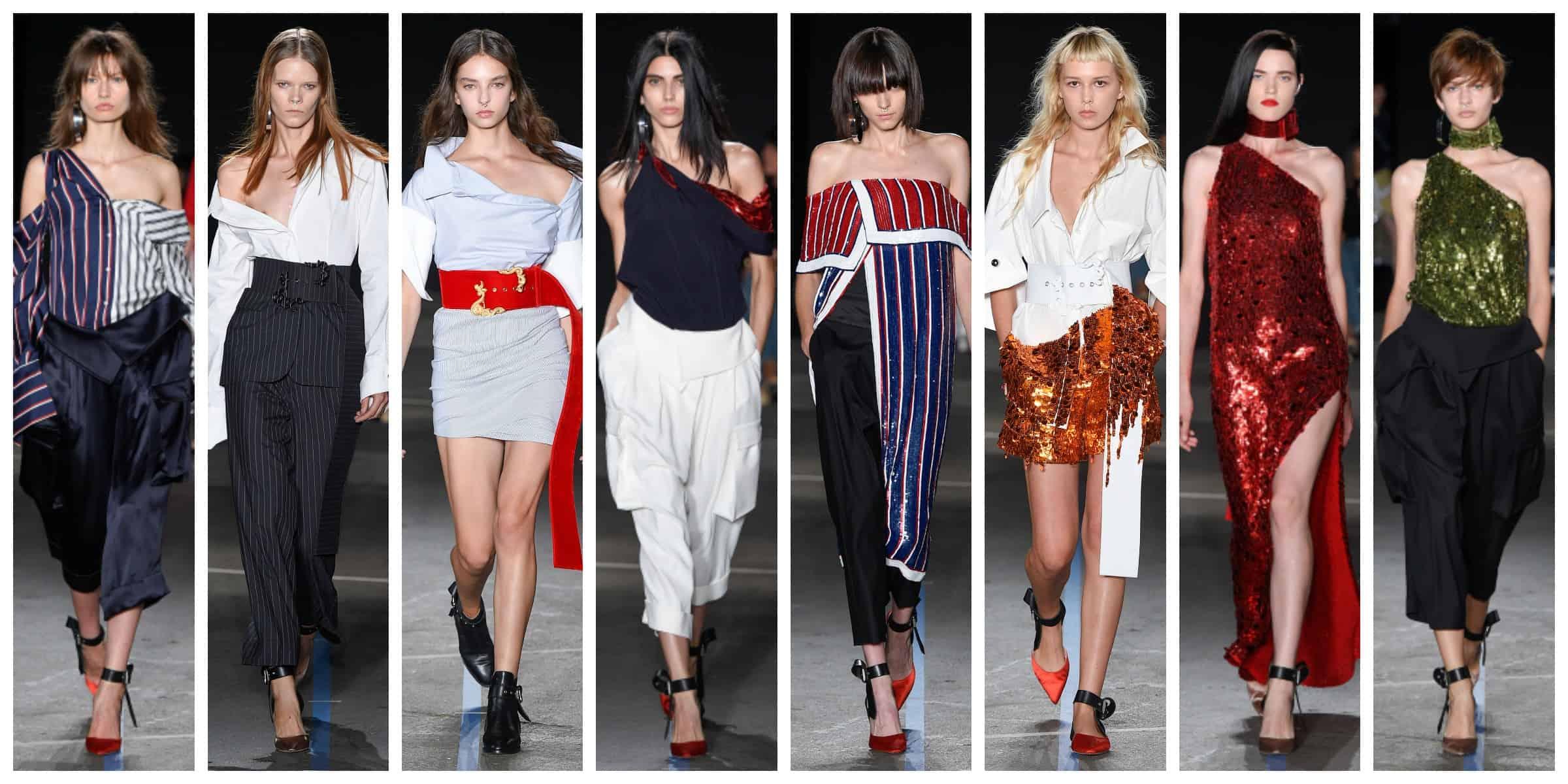 New York Fashion Week Spring 2017 - Monse