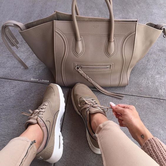 Are Beige SNEAKERS The New Thing? – The