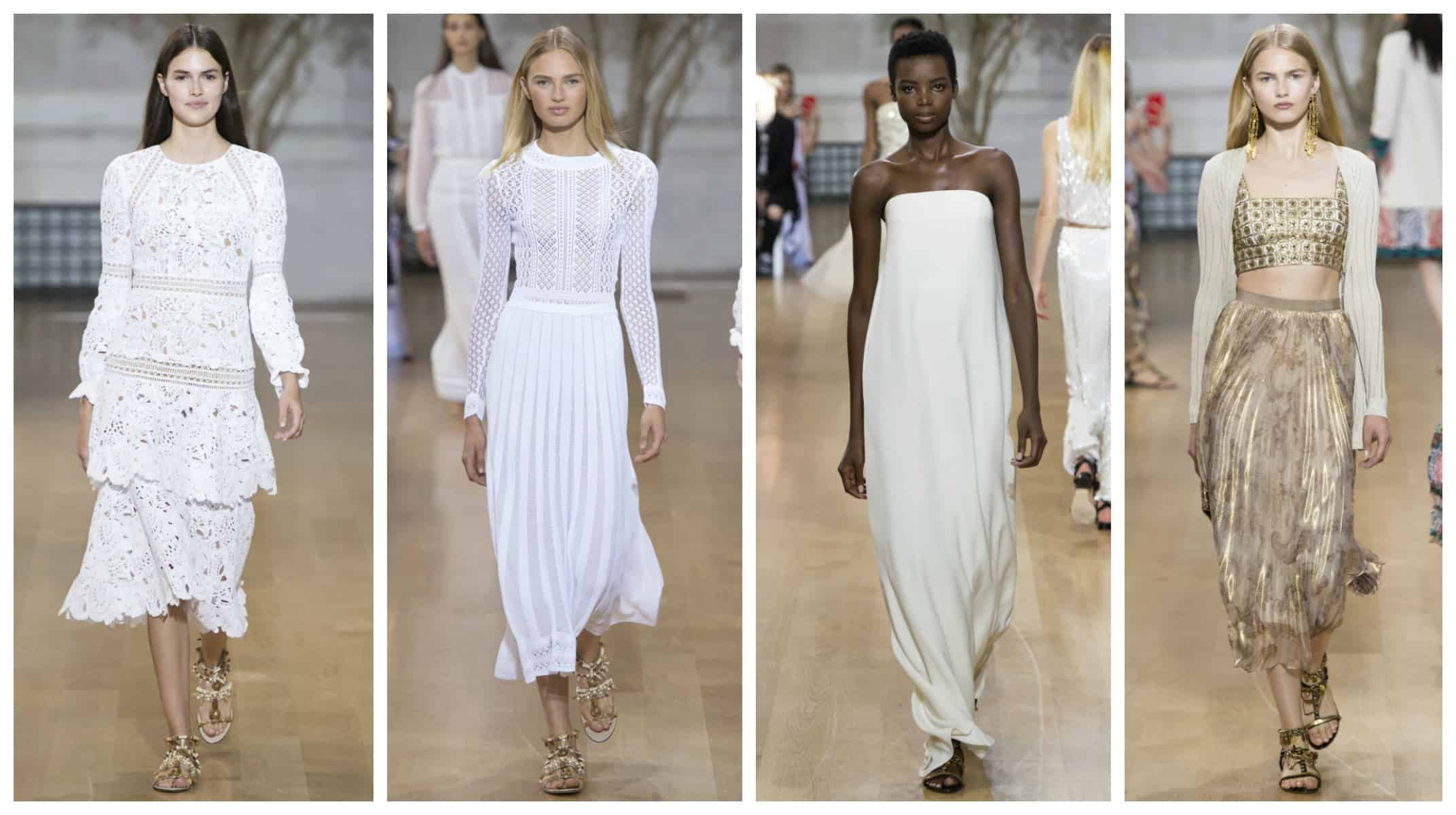 New York Fashion Week Spring 2017 - Oscar de la Renta