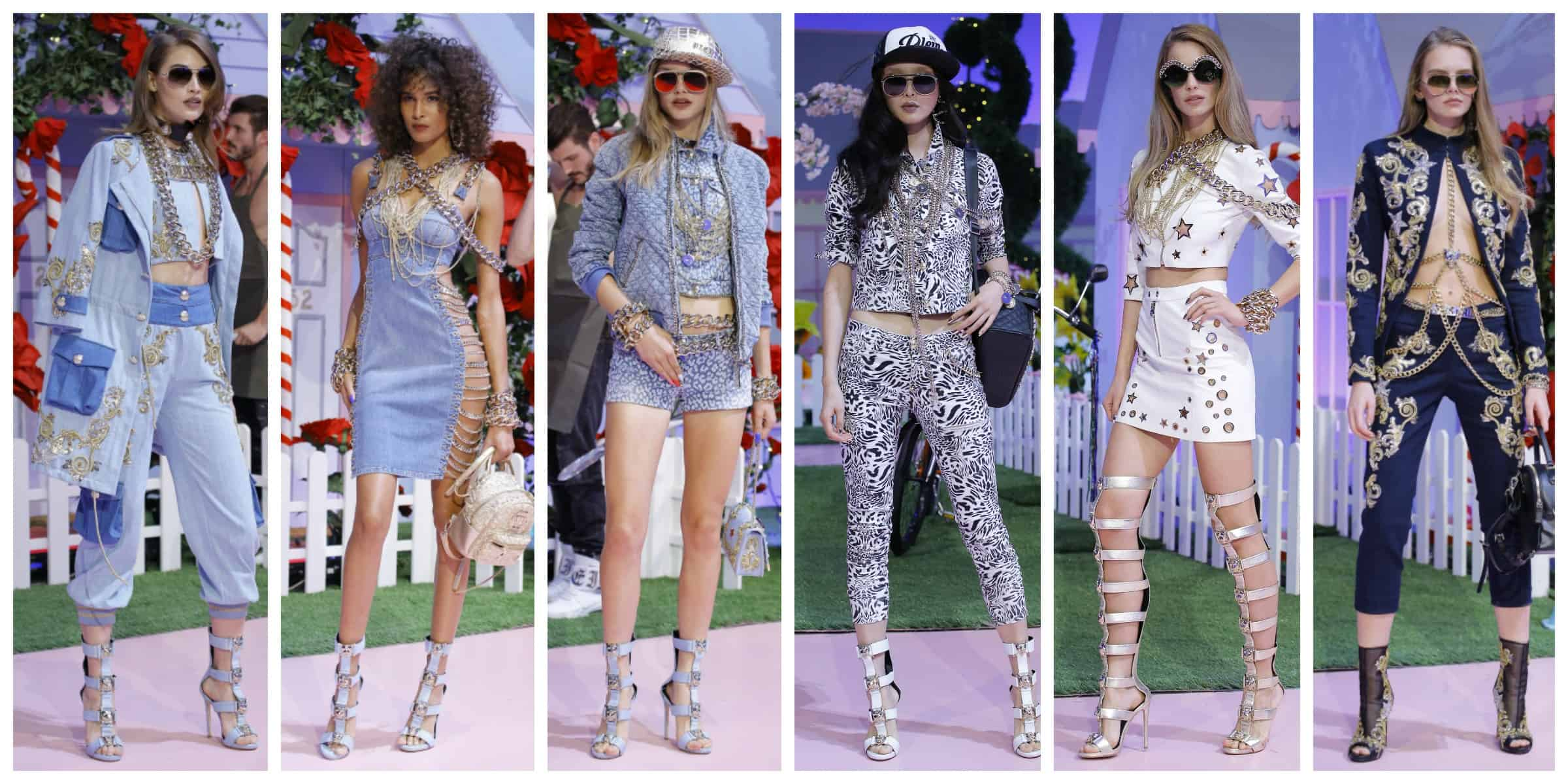 Phillip Plein - Milan Fashion Week Spring 2017