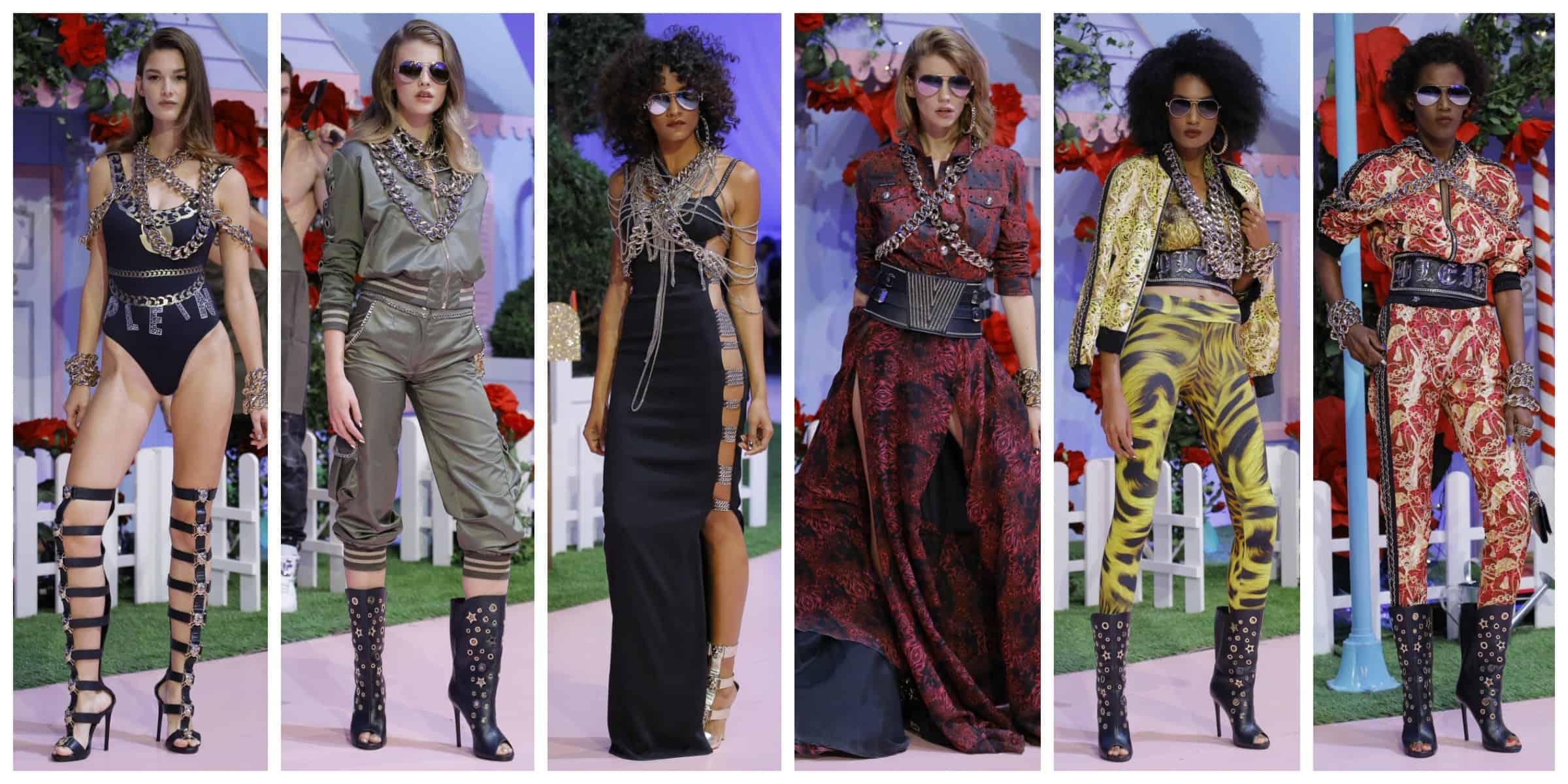 Phillip Plein - Milan Fashion Week Spring 2017