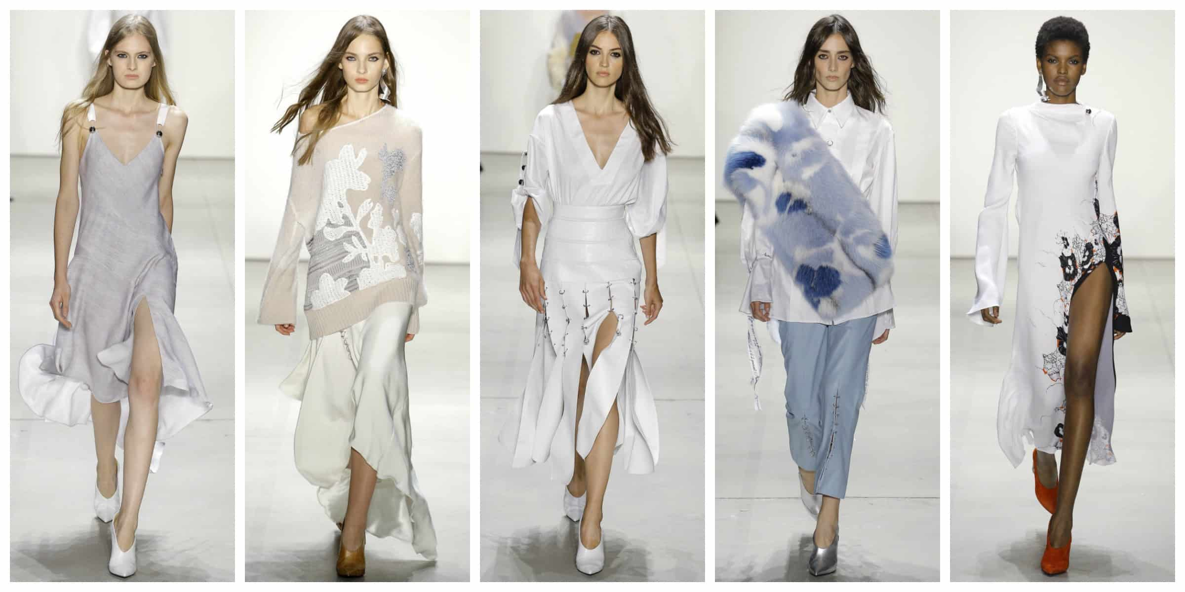 New York Fashion Week Spring 2017 - Prabal Gurung