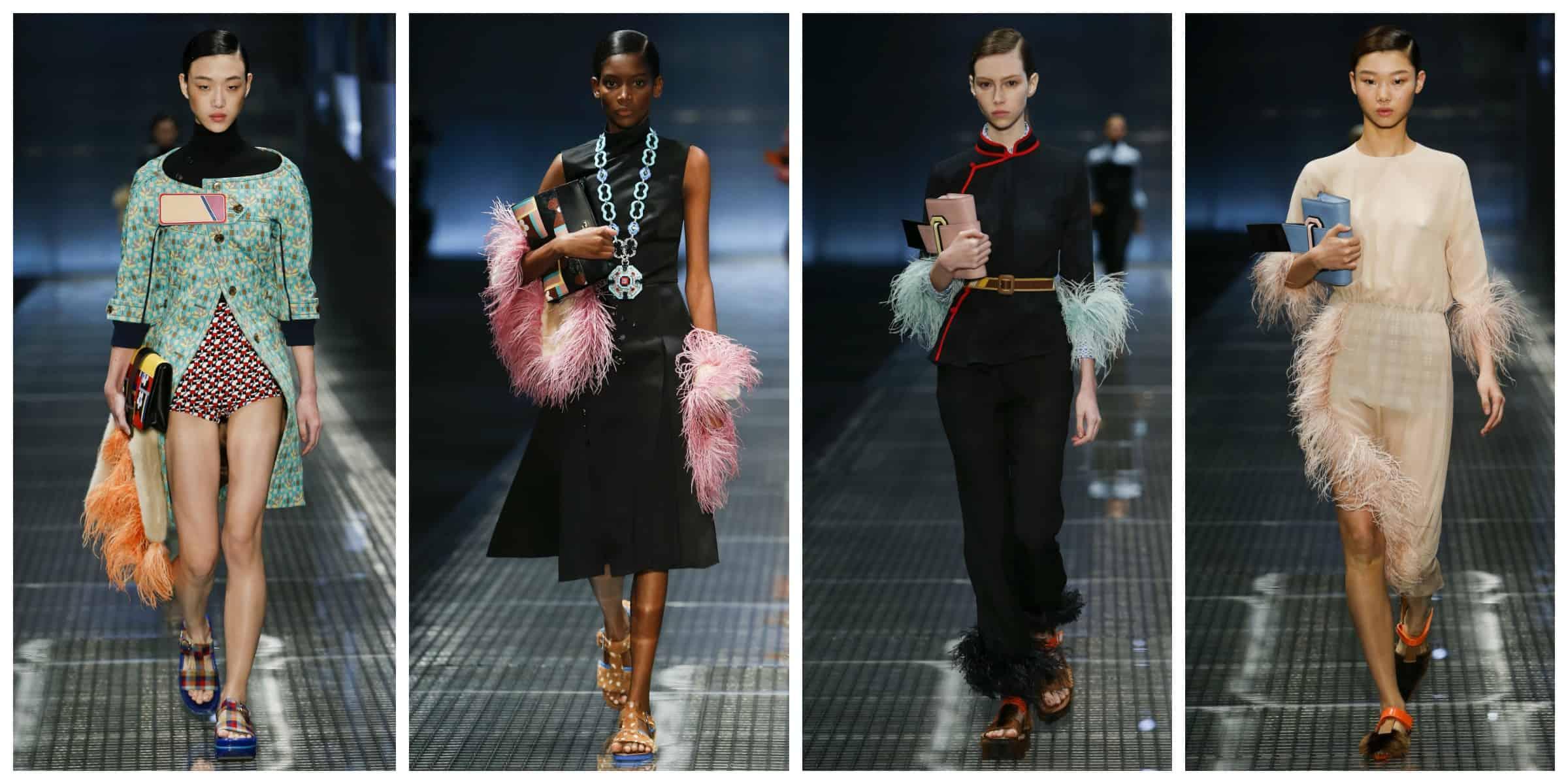 Prada - Milan Fashion Week Spring 2017