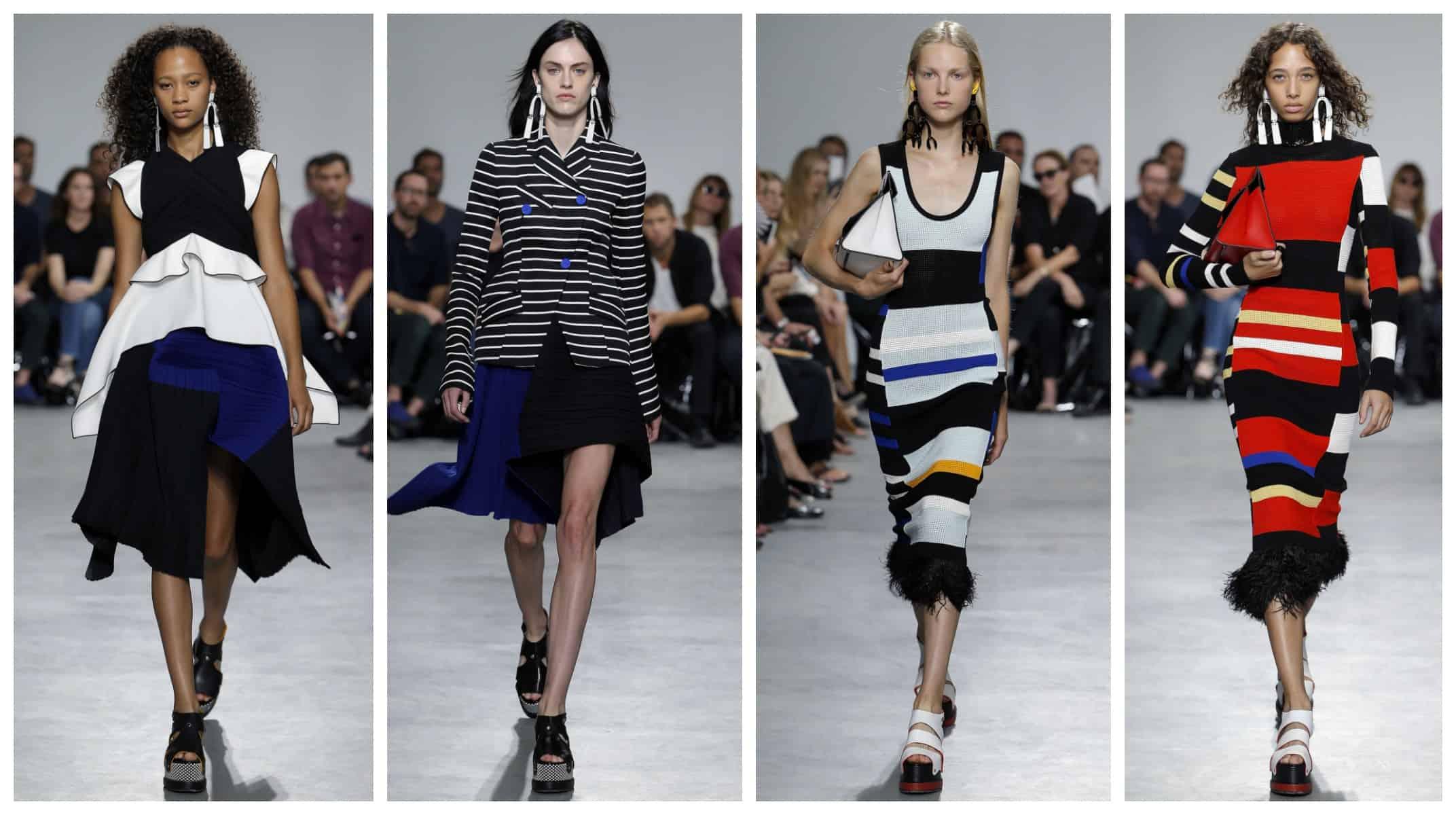 New York Fashion Week Spring 2017 - Proenza Schouler