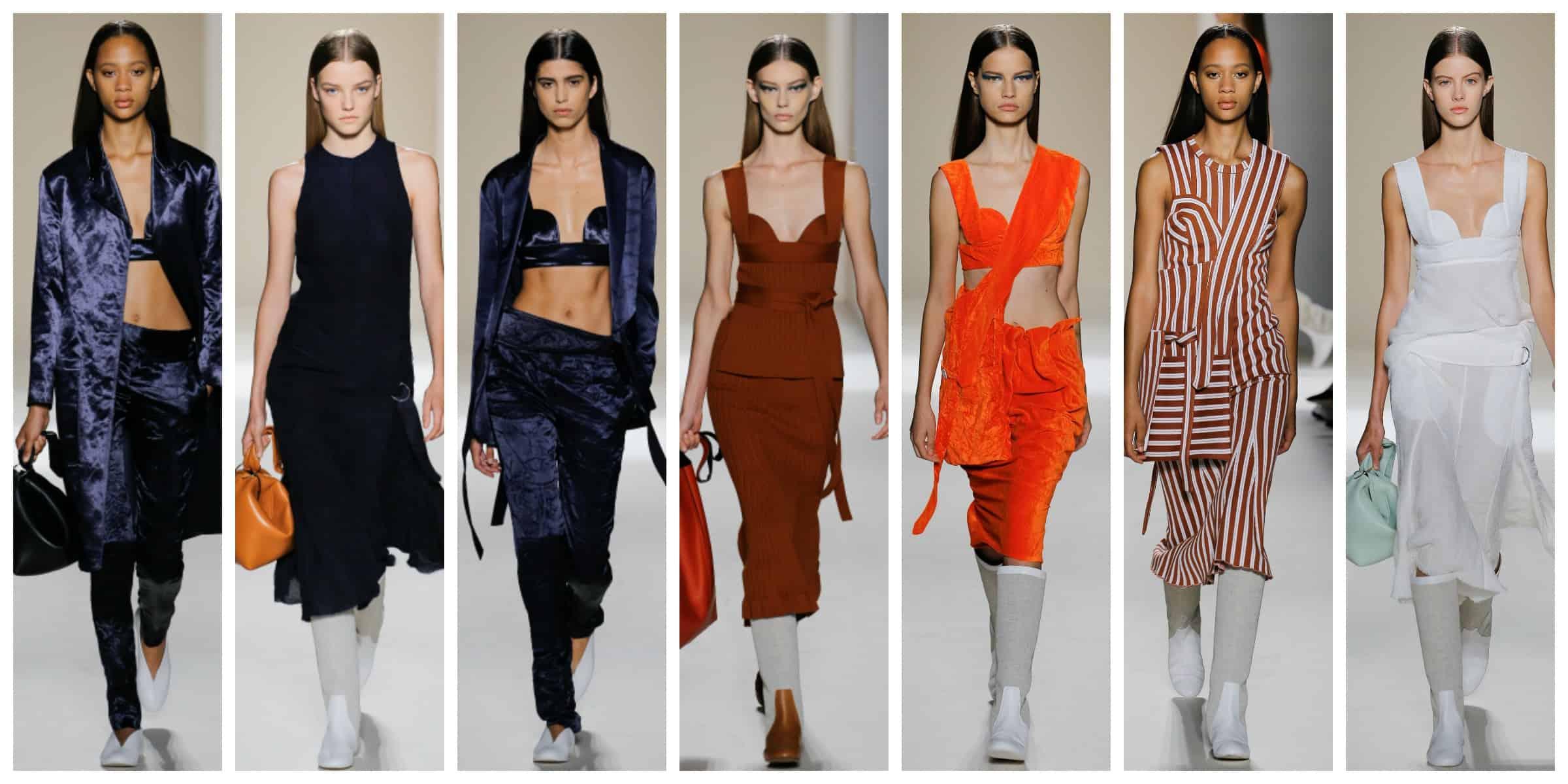 New York Fashion Week Spring 2017 - Victoria Beckham