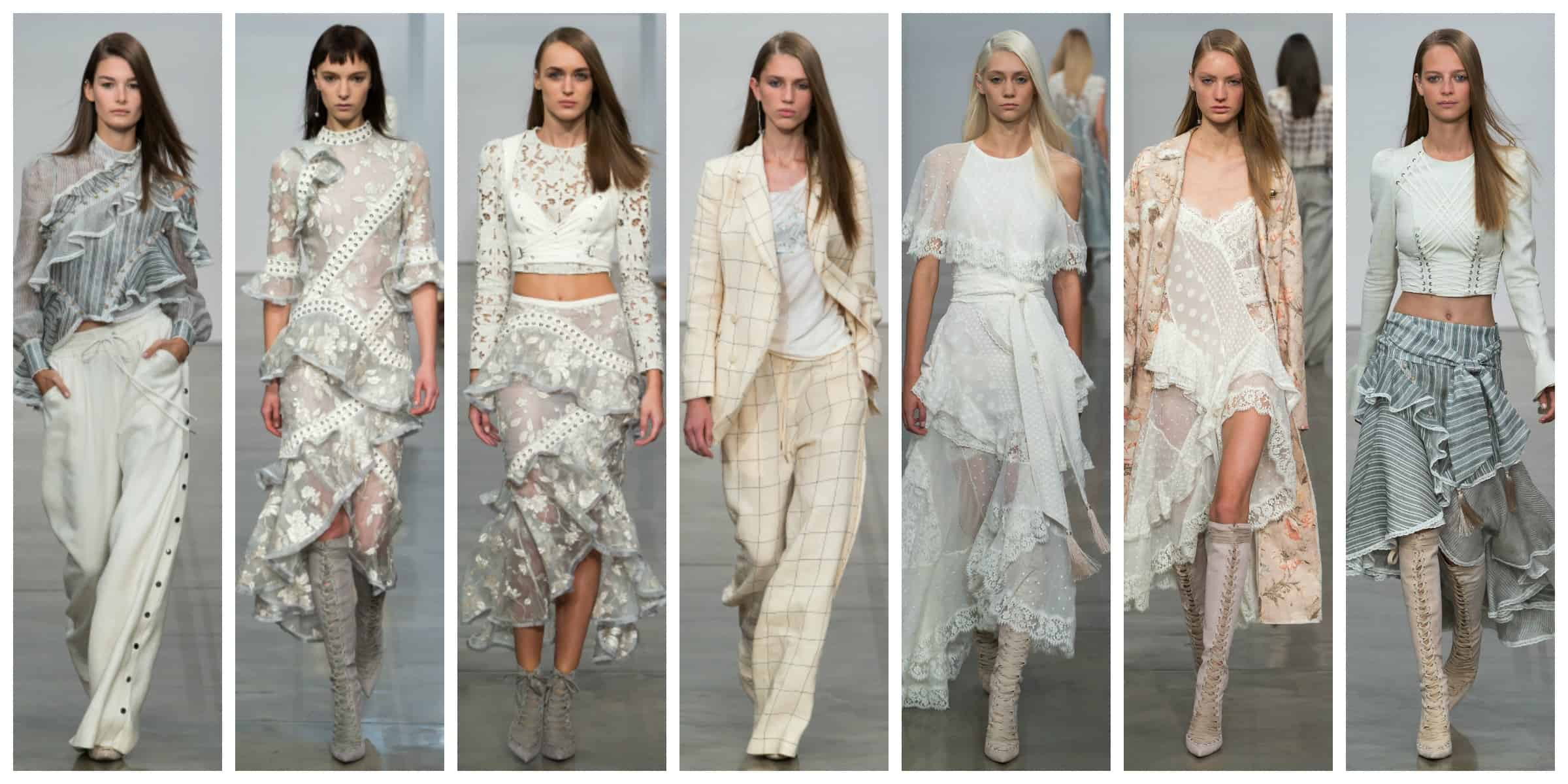 New York Fashion Week Spring 2017 - Zimmerman