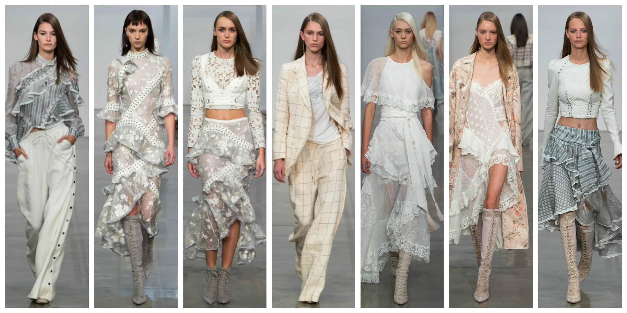 New York Fashion Week Spring 2017 - Zimmerman