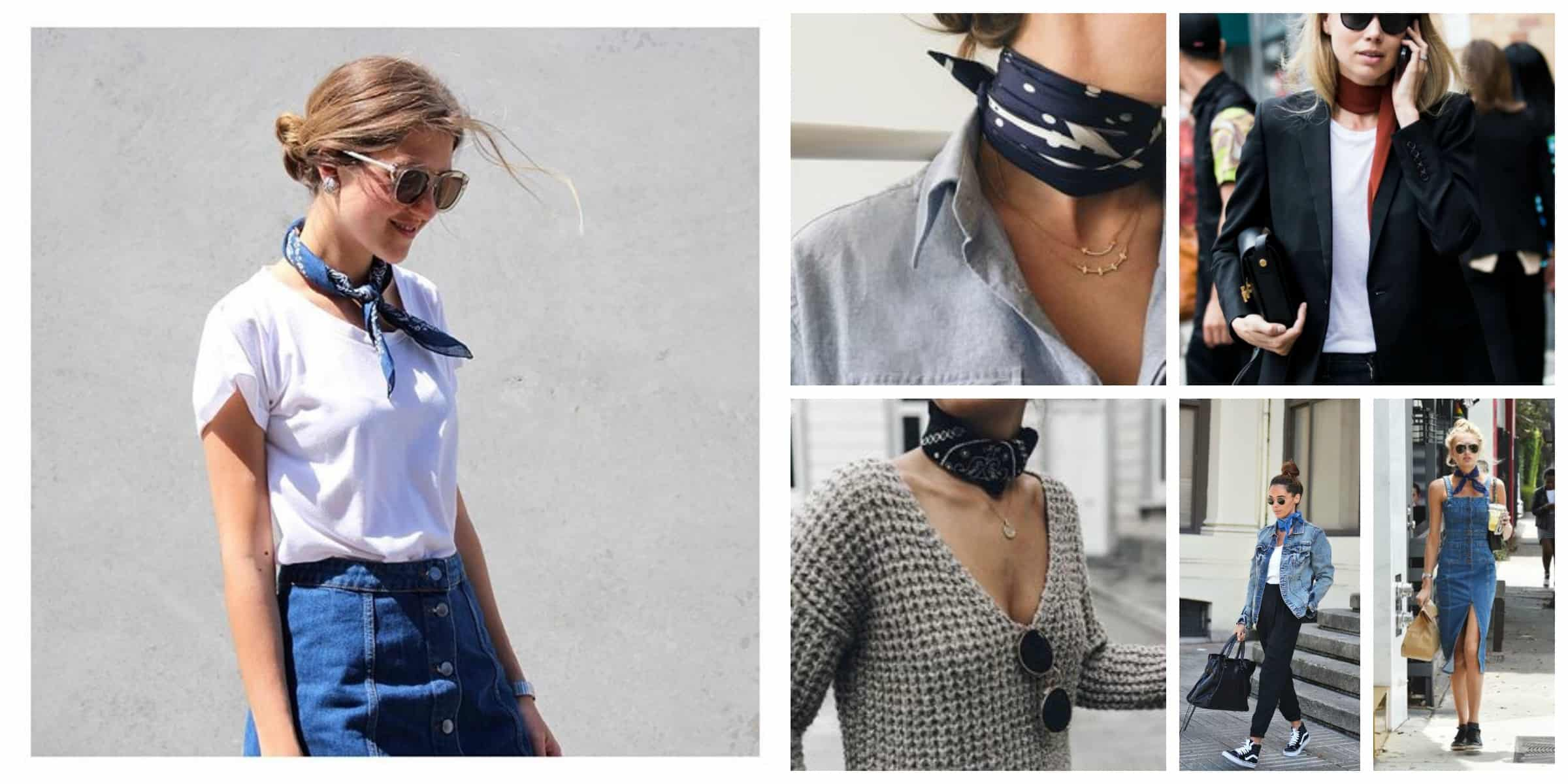 dd3830bca317c How To Tie A Scarf Around Your Neck 50 S Style - The Best Desain Of Tie
