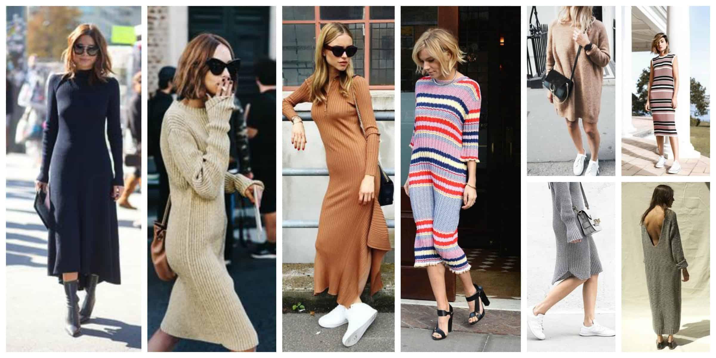 sweater-dresses