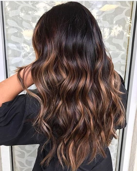2017 Hair Color Trends Balayage  Genesis Nvibe