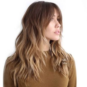2017 Hair Color Trends: Balayage