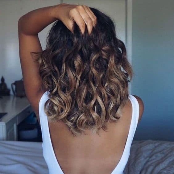 Balayage 2017 hair color trends fashion tag blog - Balayage caramel sur base brune ...