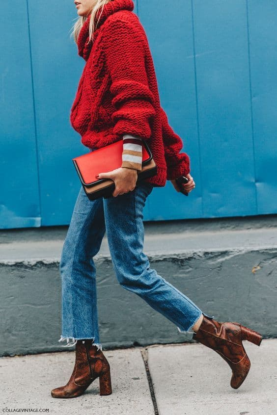 skin-tight-ankle-boots-trend-2017-7