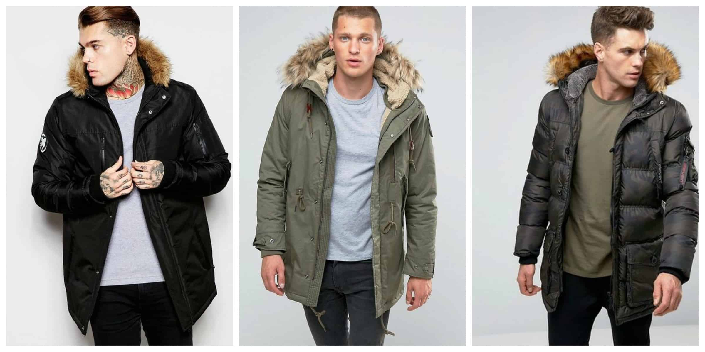 finest selection 51d60 17f7f PARKA: The Winter Coat ALL Men Should Wear – The Fashion Tag ...