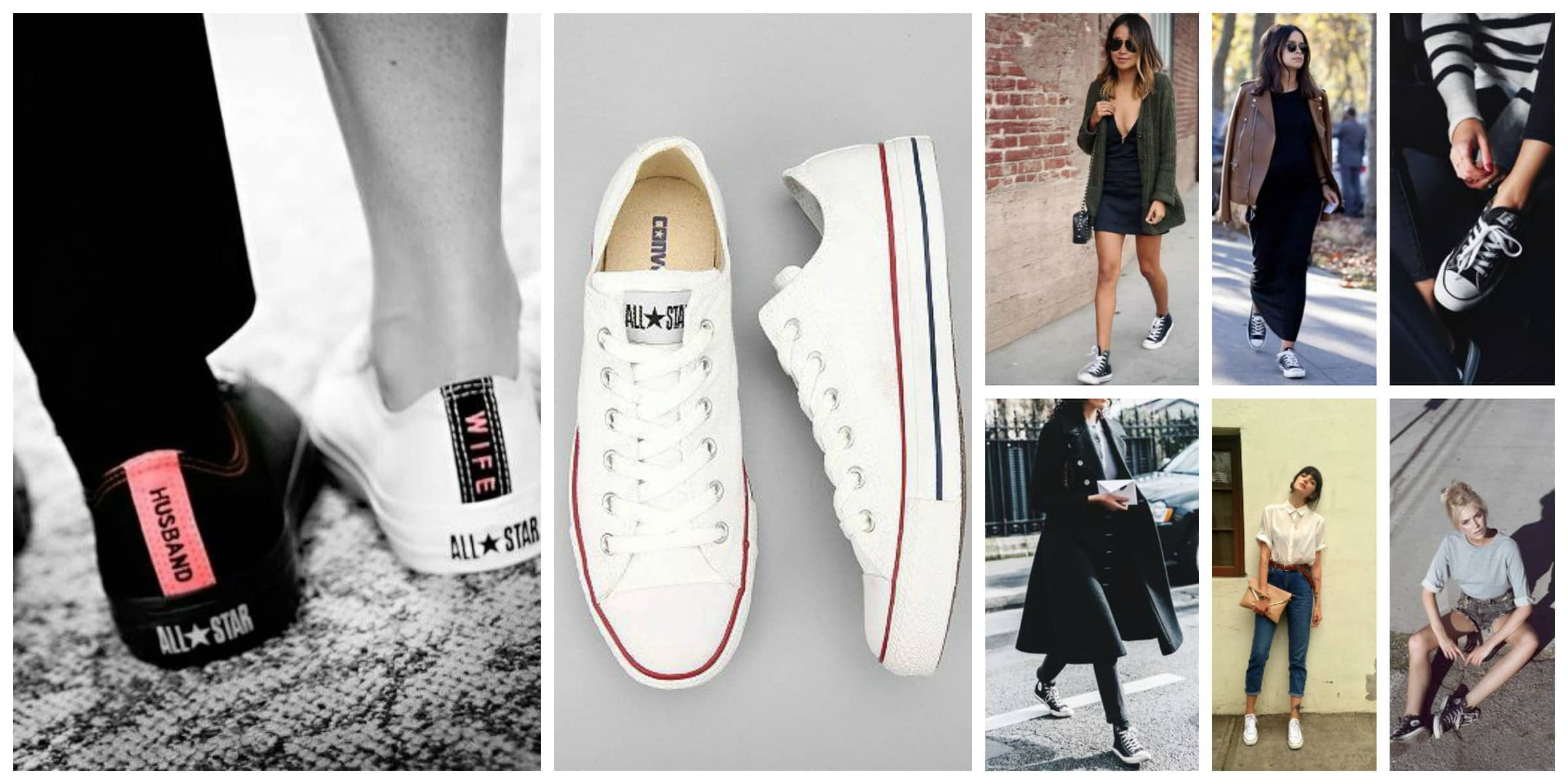 Converse All Star. The 100-Year-Old Trend  965feb639a6b