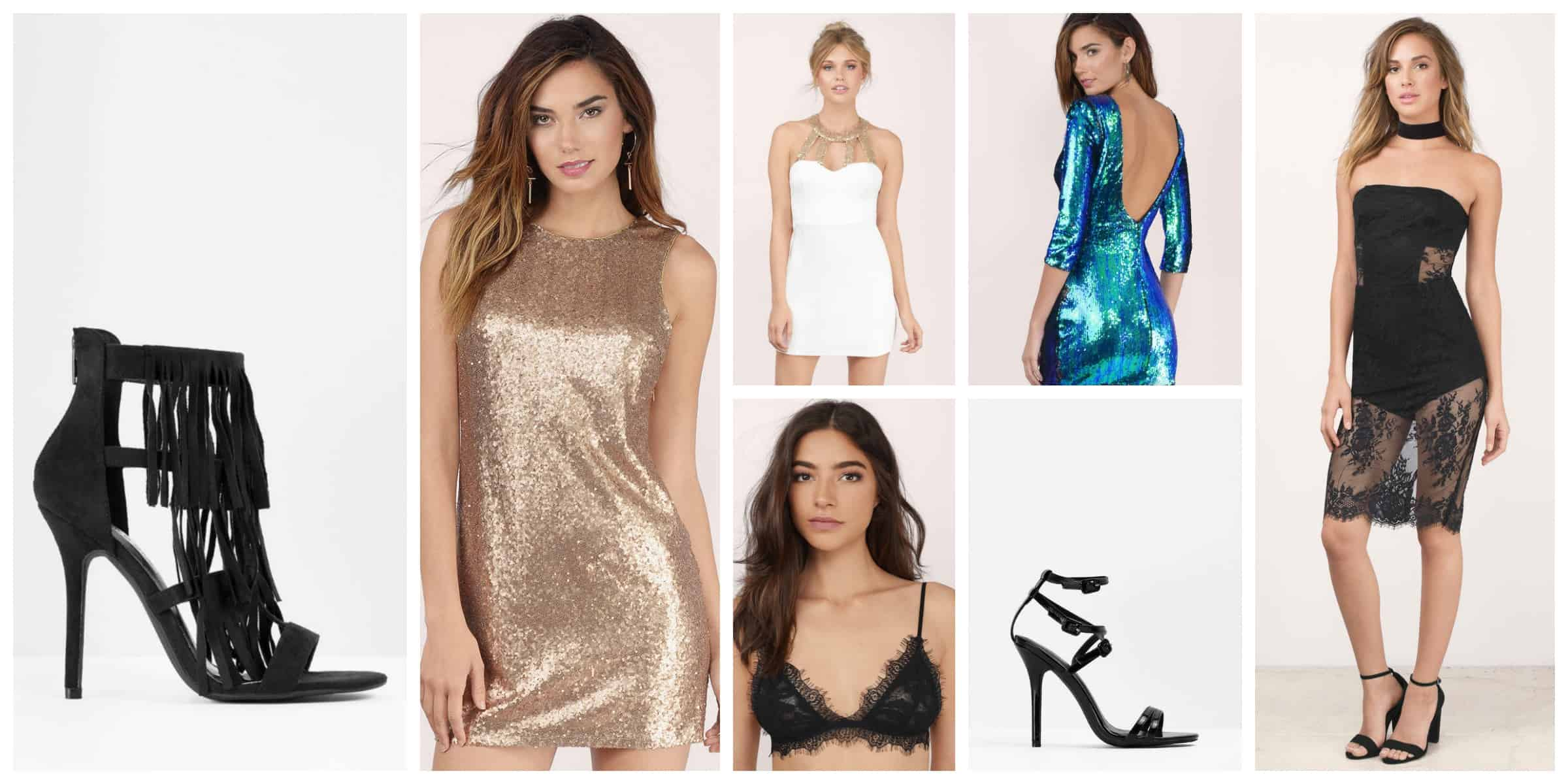 strappy-heels-party-dresses