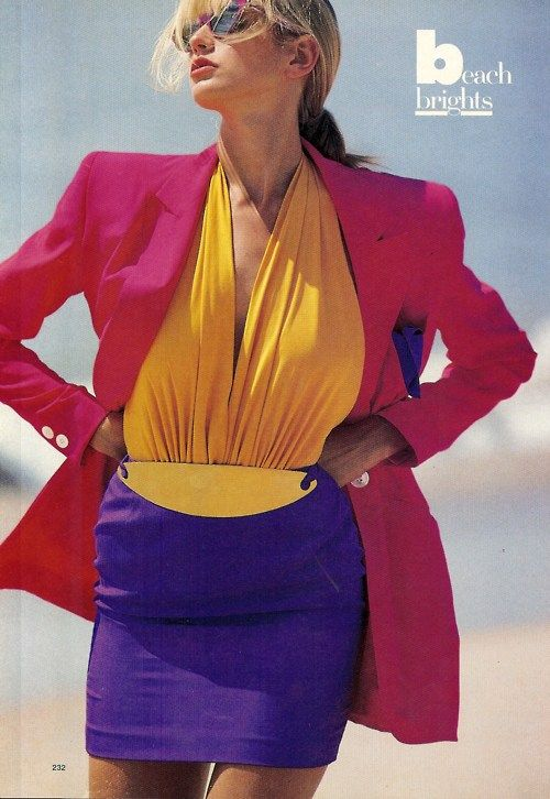 80s Fashion Trends 35 Iconic Looks From The Eighties: 80's Fashion Comeback! Style Ideas For 2017